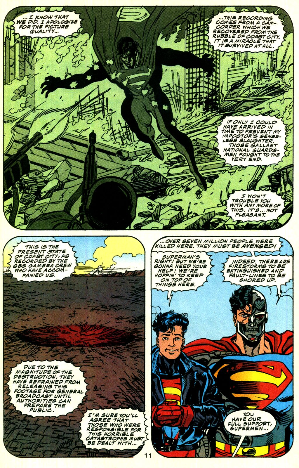 Action Comics (1938) 690 Page 11
