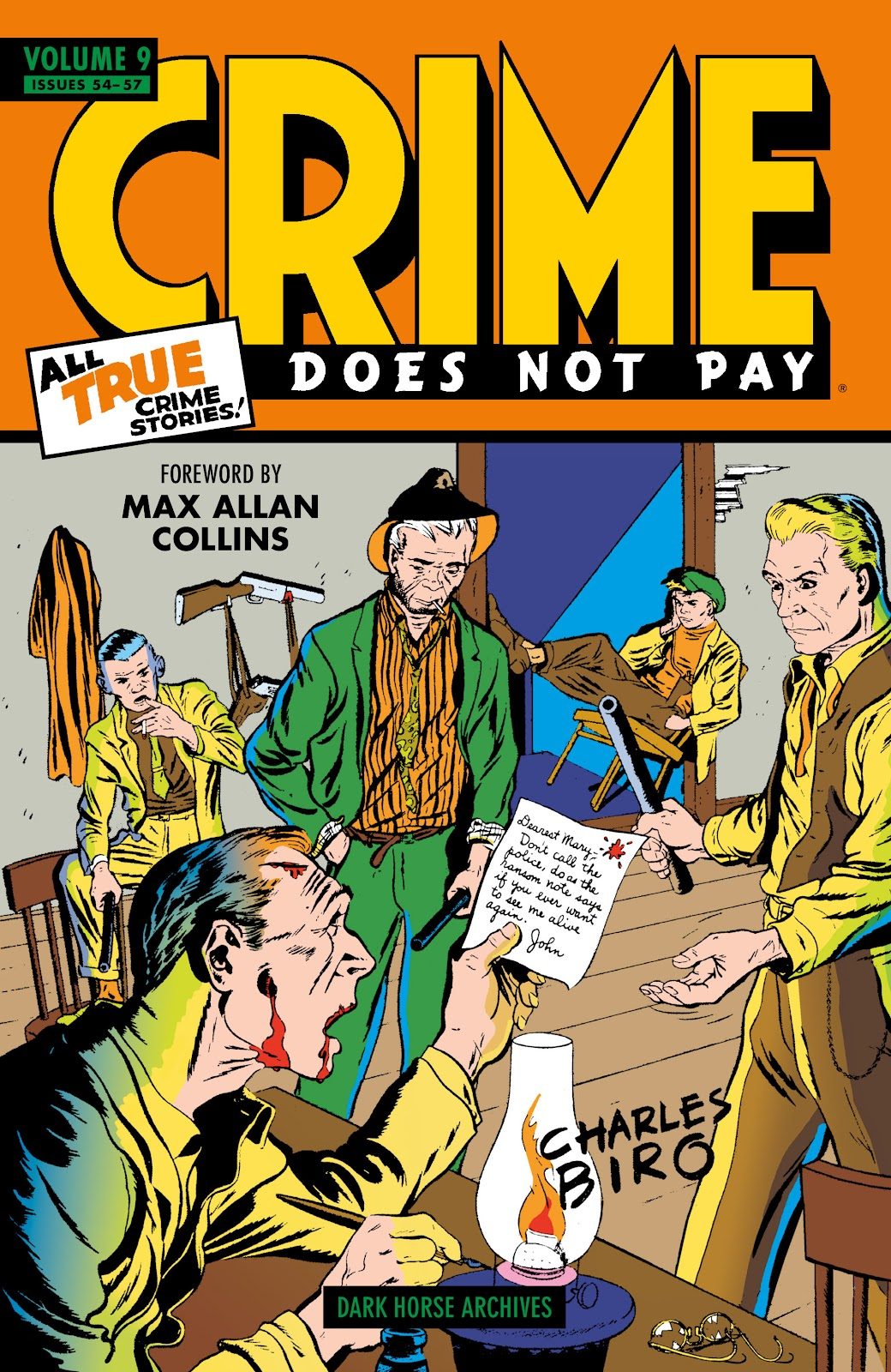 Read online Crime Does Not Pay Archives comic -  Issue # TPB 9 (Part 1) - 1