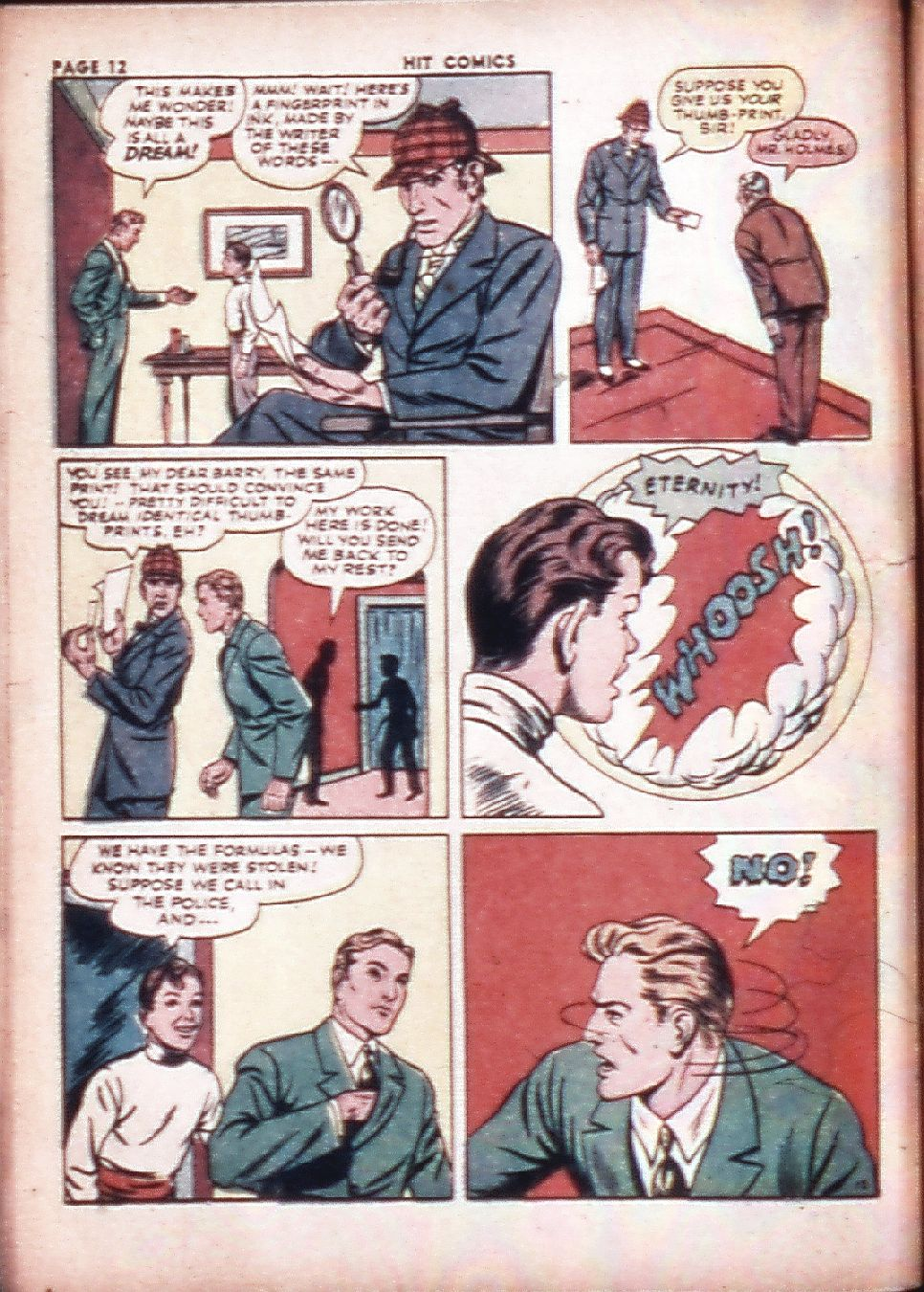 Read online Hit Comics comic -  Issue #29 - 14