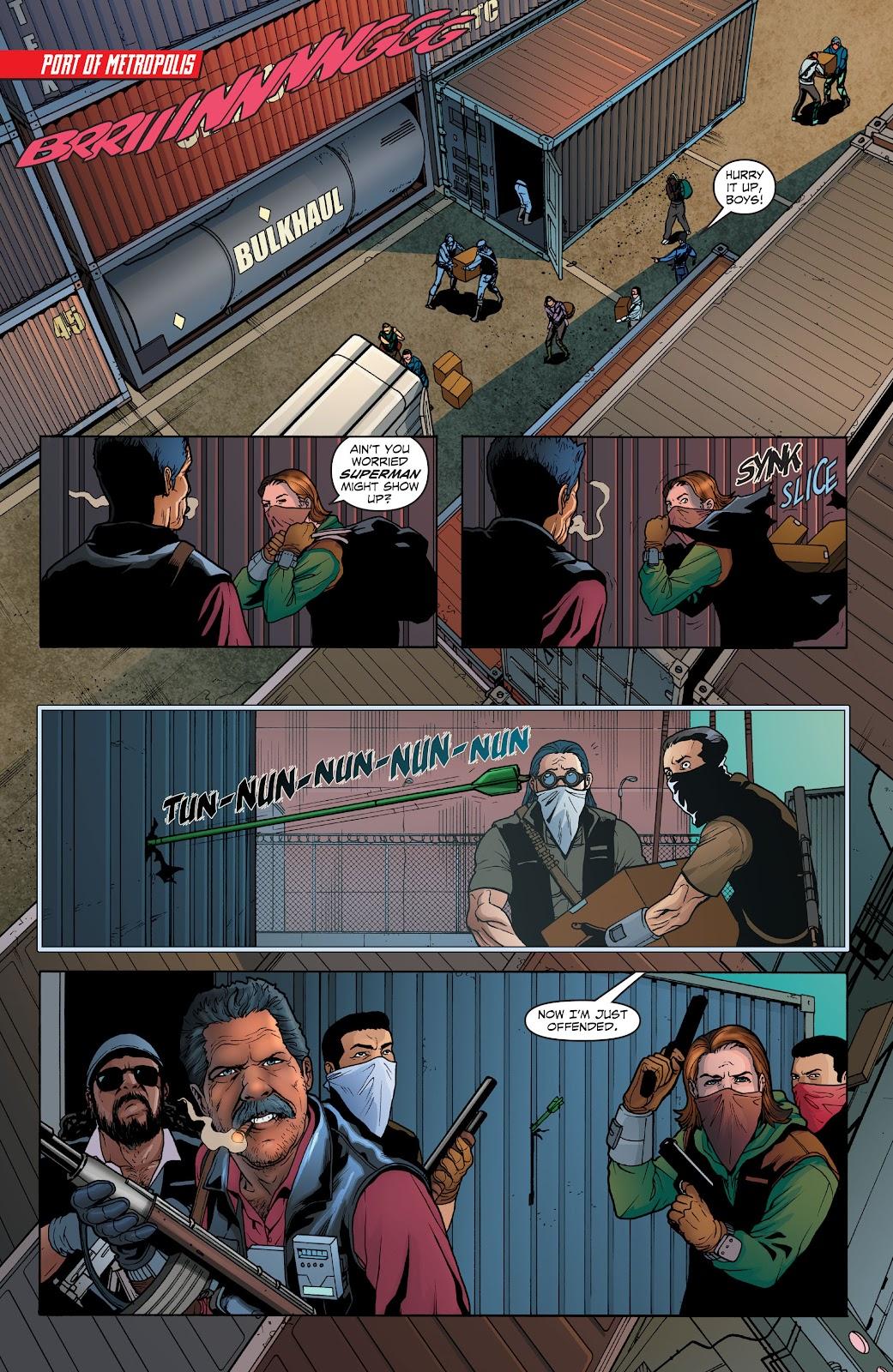 Read online Smallville Season 11 [II] comic -  Issue # TPB 1 - 27