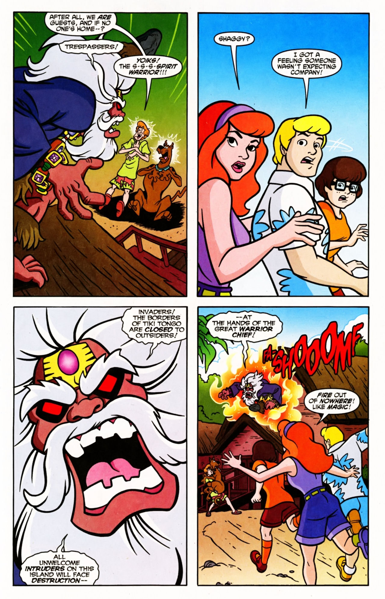Read online Scooby-Doo (1997) comic -  Issue #151 - 17