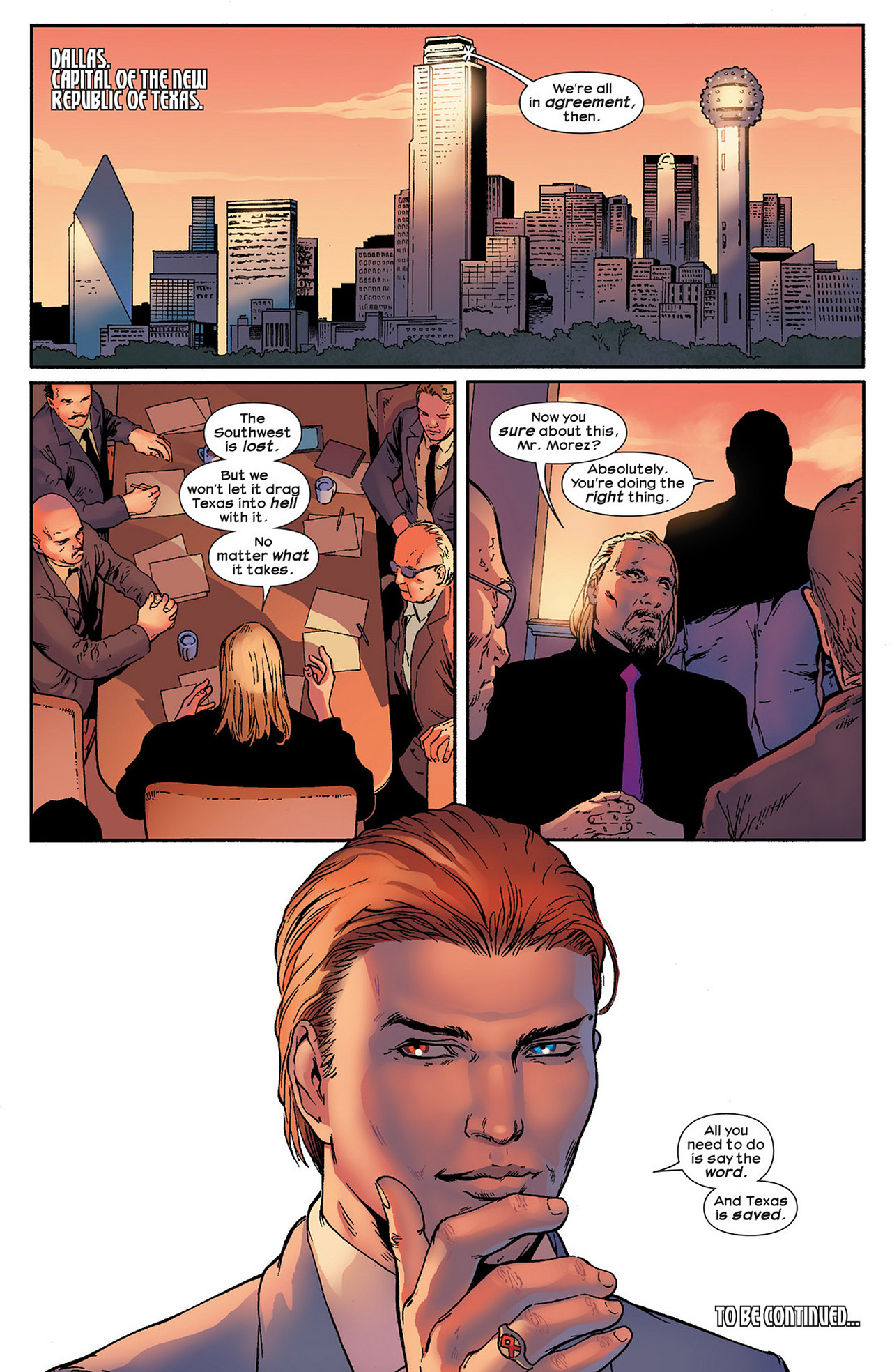 Read online Ultimate Comics Ultimates comic -  Issue #13 - 23