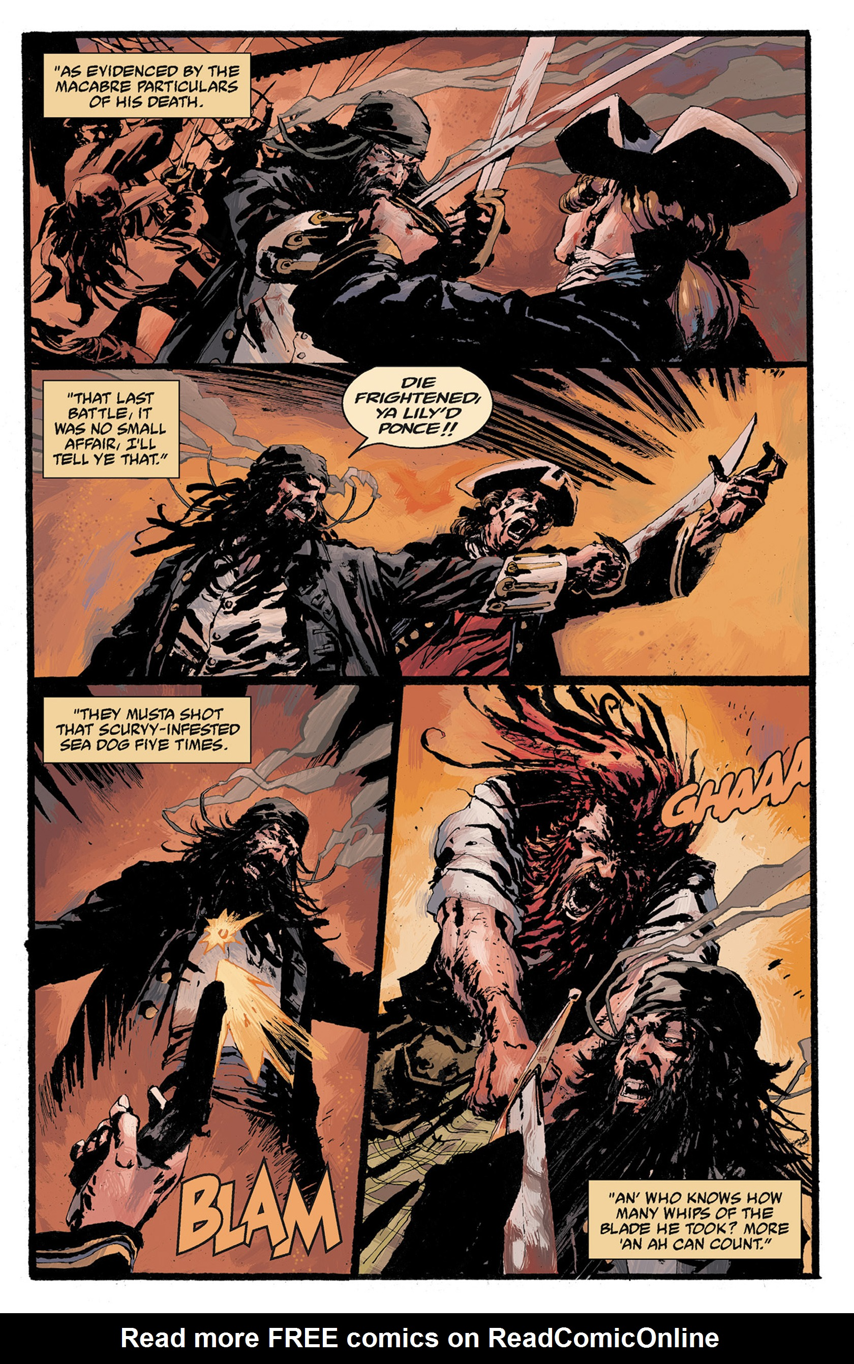 Read online Hellboy: The Crooked Man and Others comic -  Issue # TPB - 93