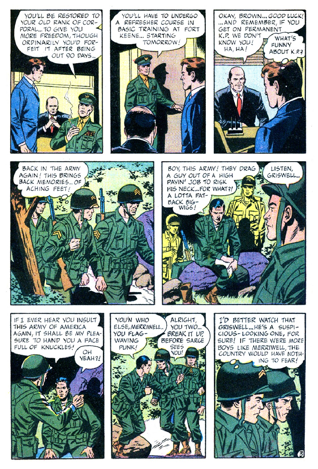 T.H.U.N.D.E.R. Agents (1965) issue 9 - Page 5