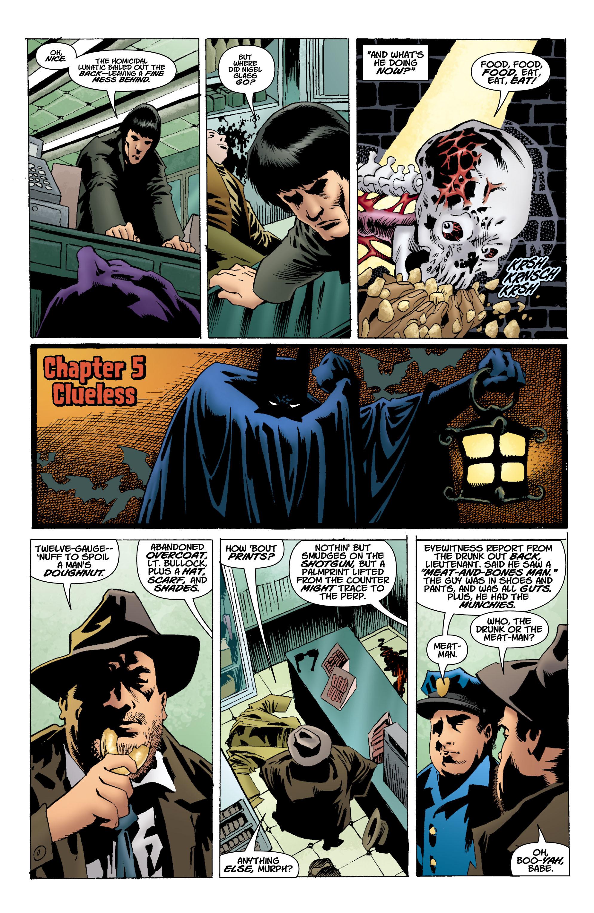 Read online Batman: Unseen comic -  Issue #1 - 16