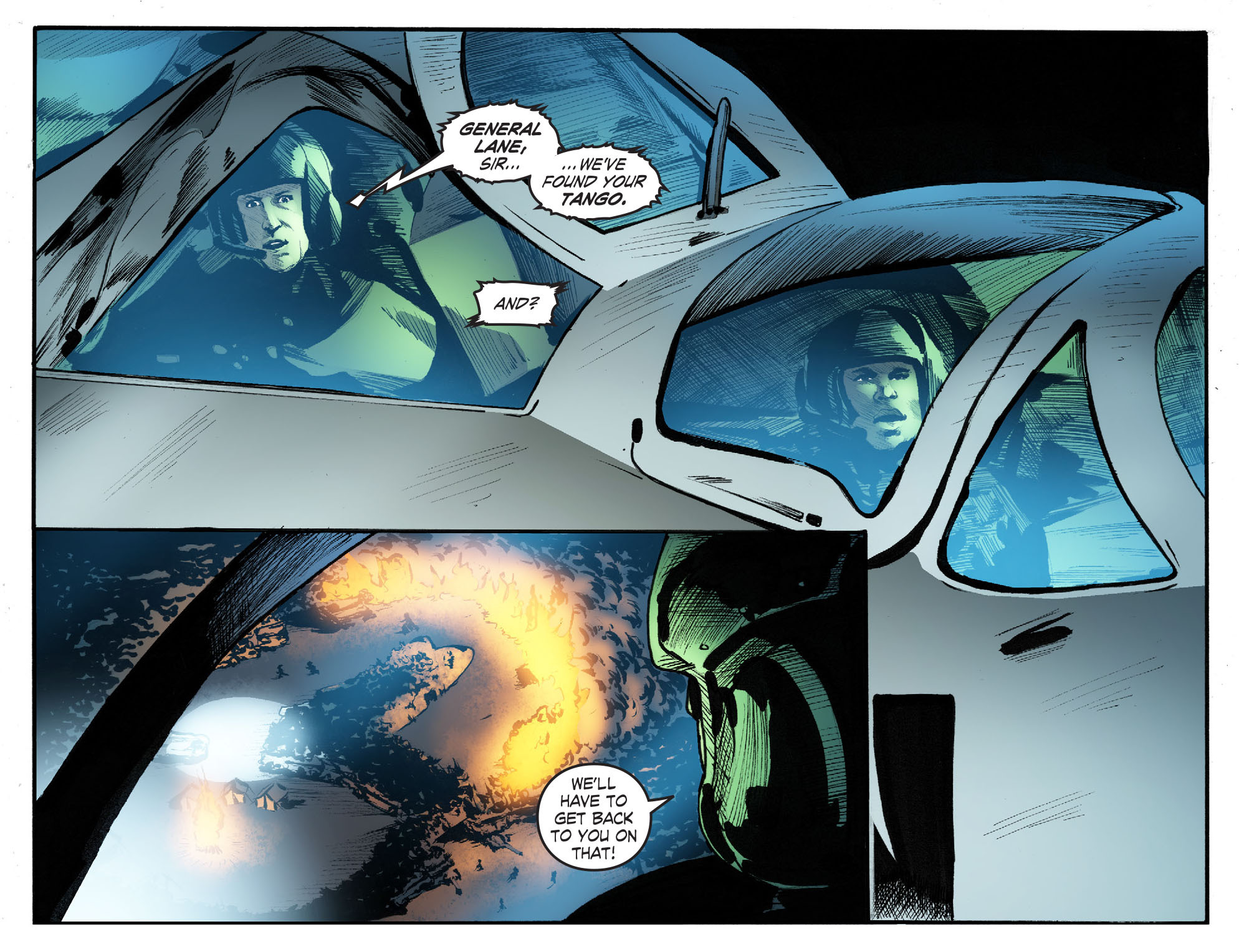 Read online Smallville: Season 11 comic -  Issue #50 - 3