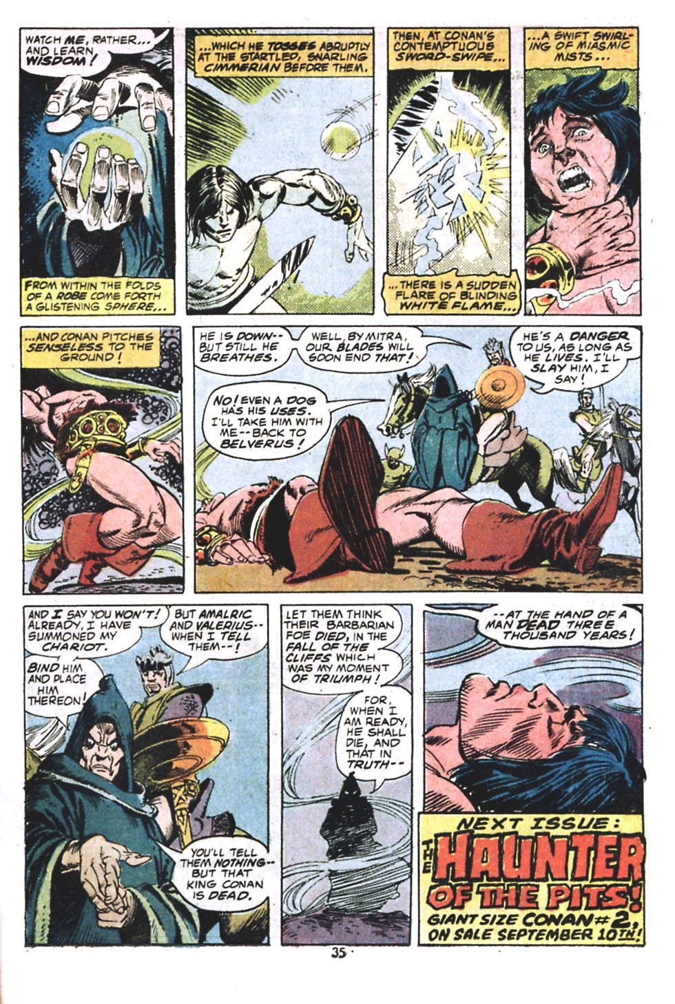 Giant-Size Conan issue 1 - Page 28