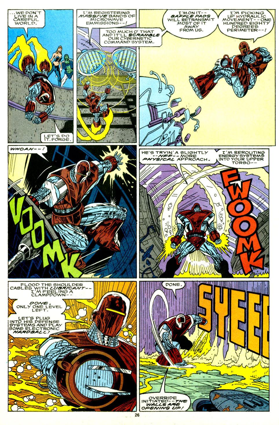 Read online Alpha Flight (1983) comic -  Issue #89 - 22