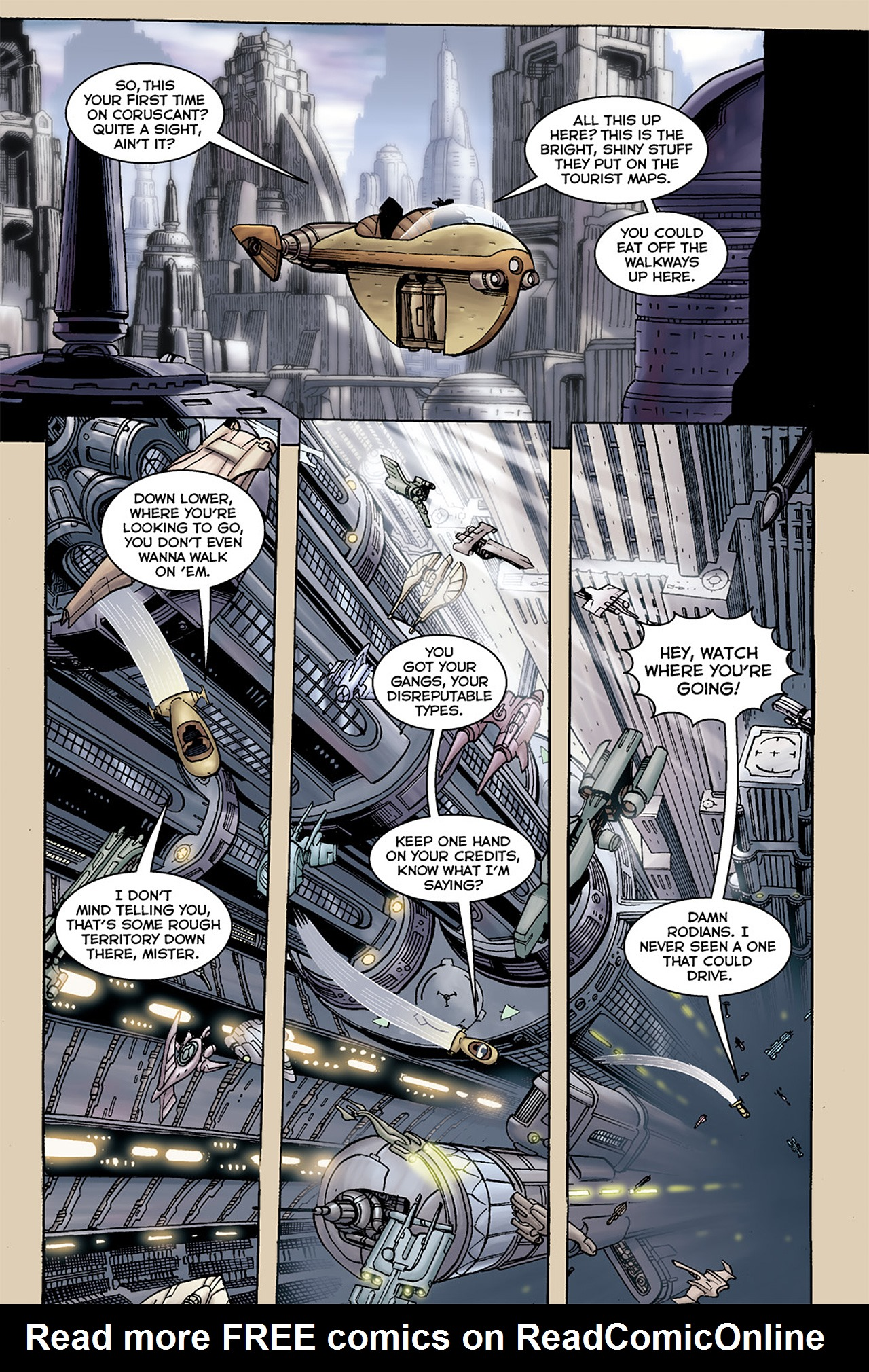 Read online Star Wars Omnibus comic -  Issue # Vol. 10 - 284
