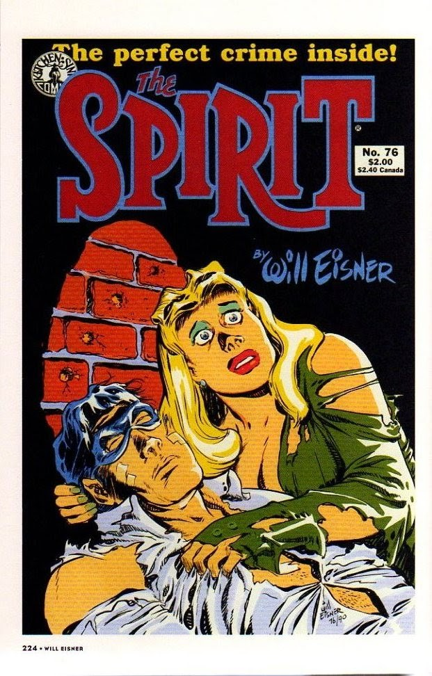 Read online Will Eisner's The Spirit Archives comic -  Issue # TPB 26 (Part 3) - 31