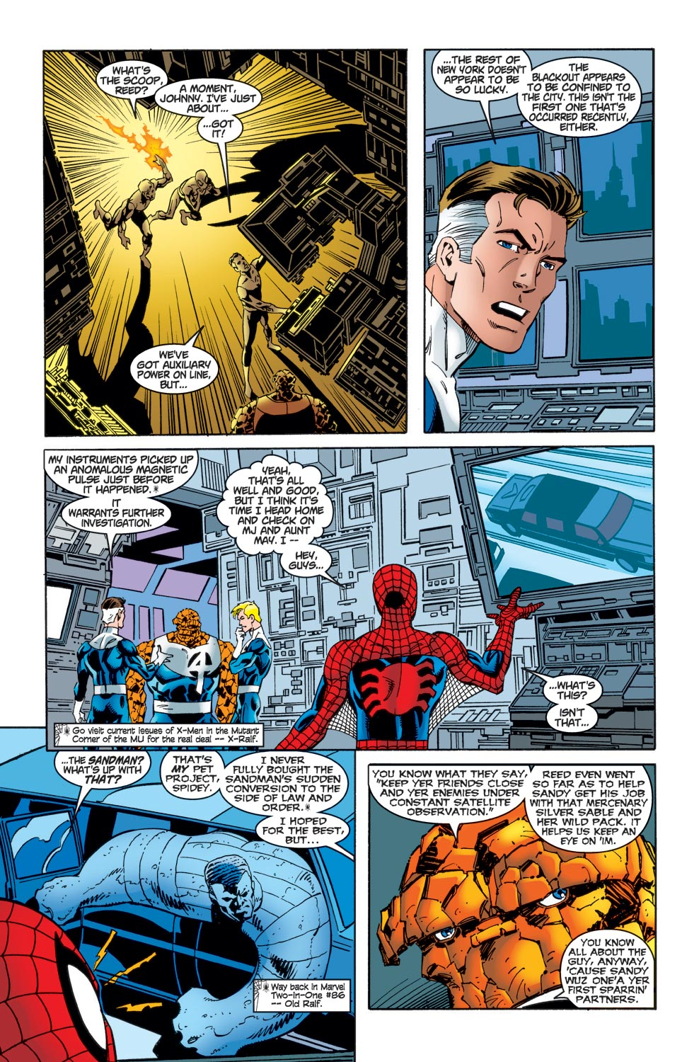 The Amazing Spider-Man (1999) 4 Page 5