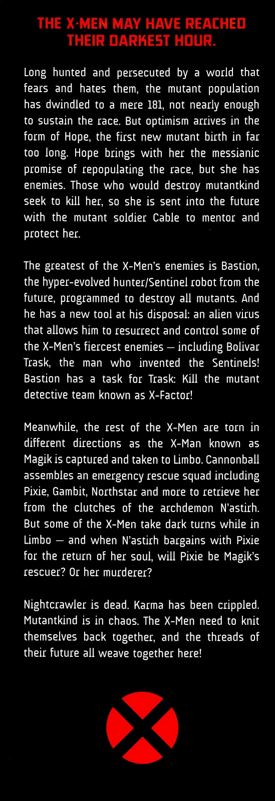 Read online X-Men: Second Coming Revelations comic -  Issue # TPB (Part 1) - 3