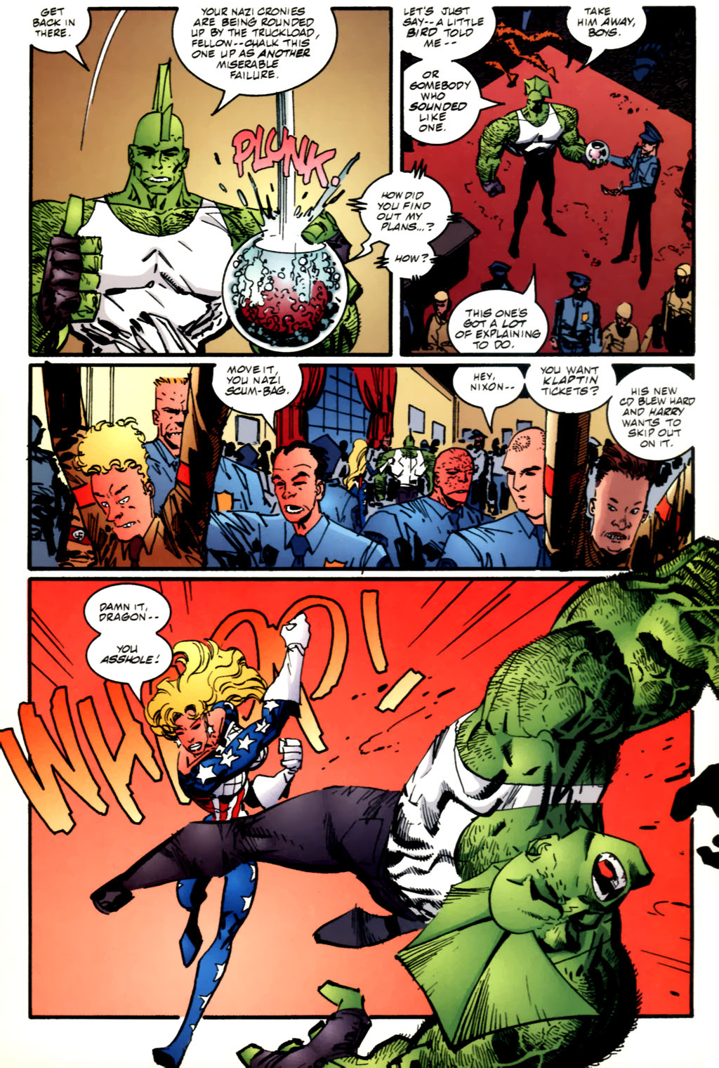 The Savage Dragon (1993) Issue #61 #64 - English 8