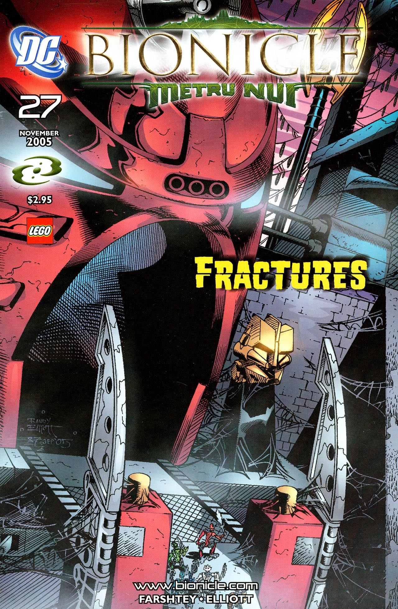 Bionicle 27 Page 1