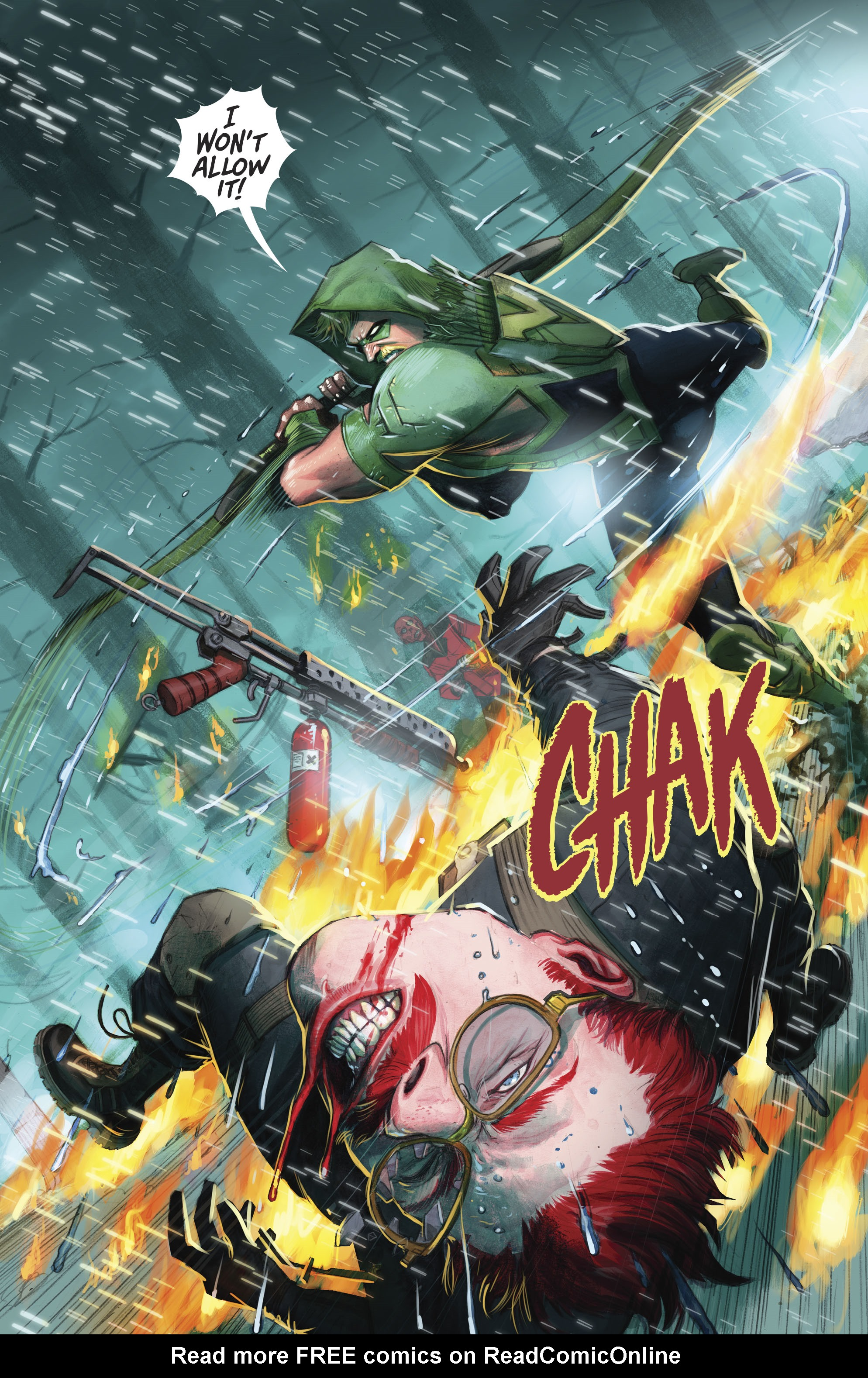 Read online Green Arrow (2016) comic -  Issue #23 - 17