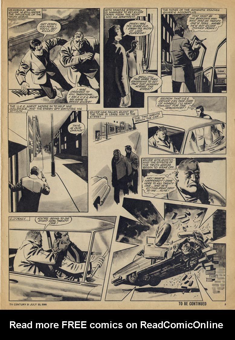 Read online TV Century 21 (TV 21) comic -  Issue #79 - 3