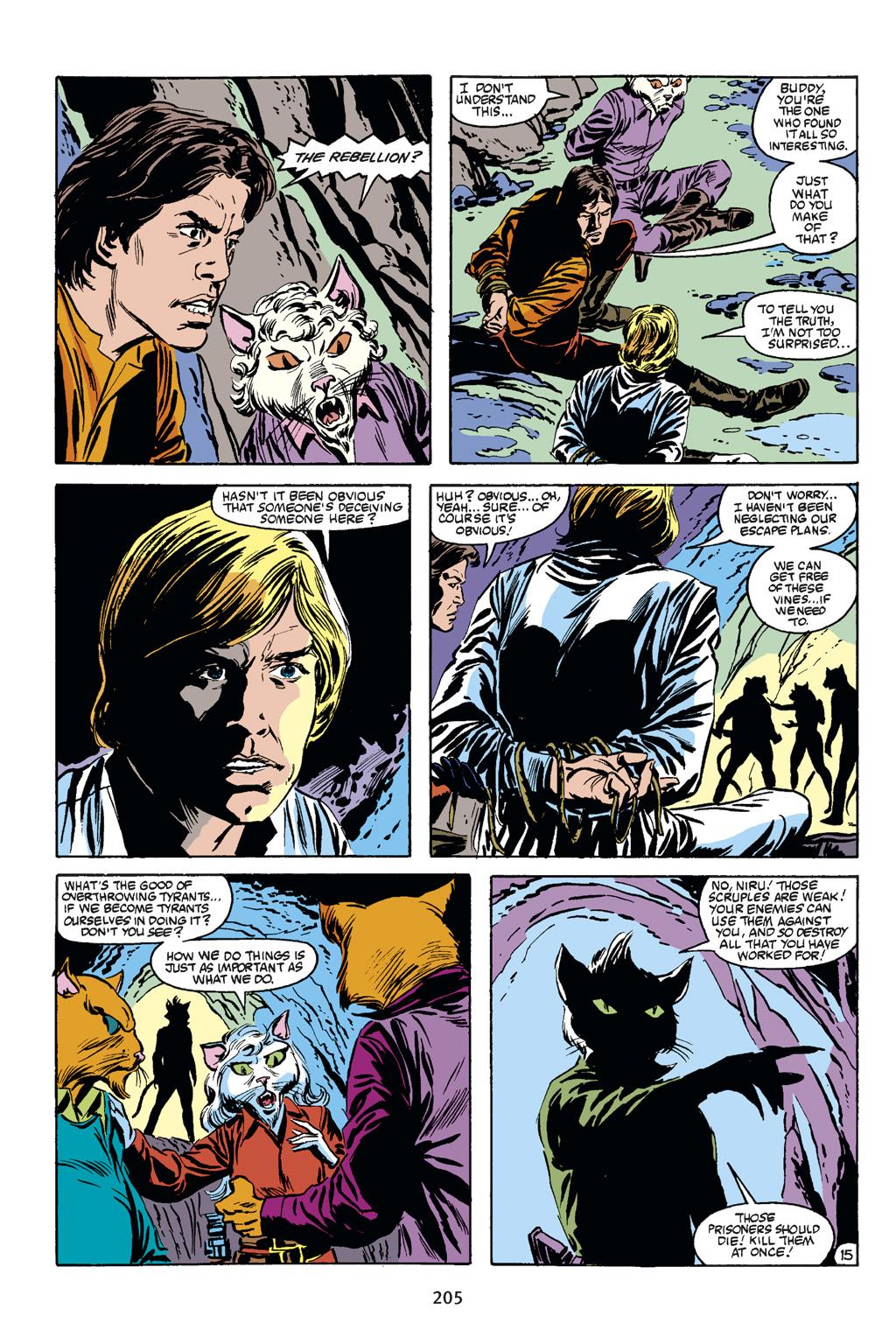 Read online Star Wars Omnibus comic -  Issue # Vol. 21 - 197