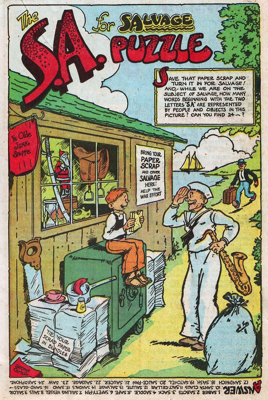 Jingle Jangle Comics issue 20 - Page 25