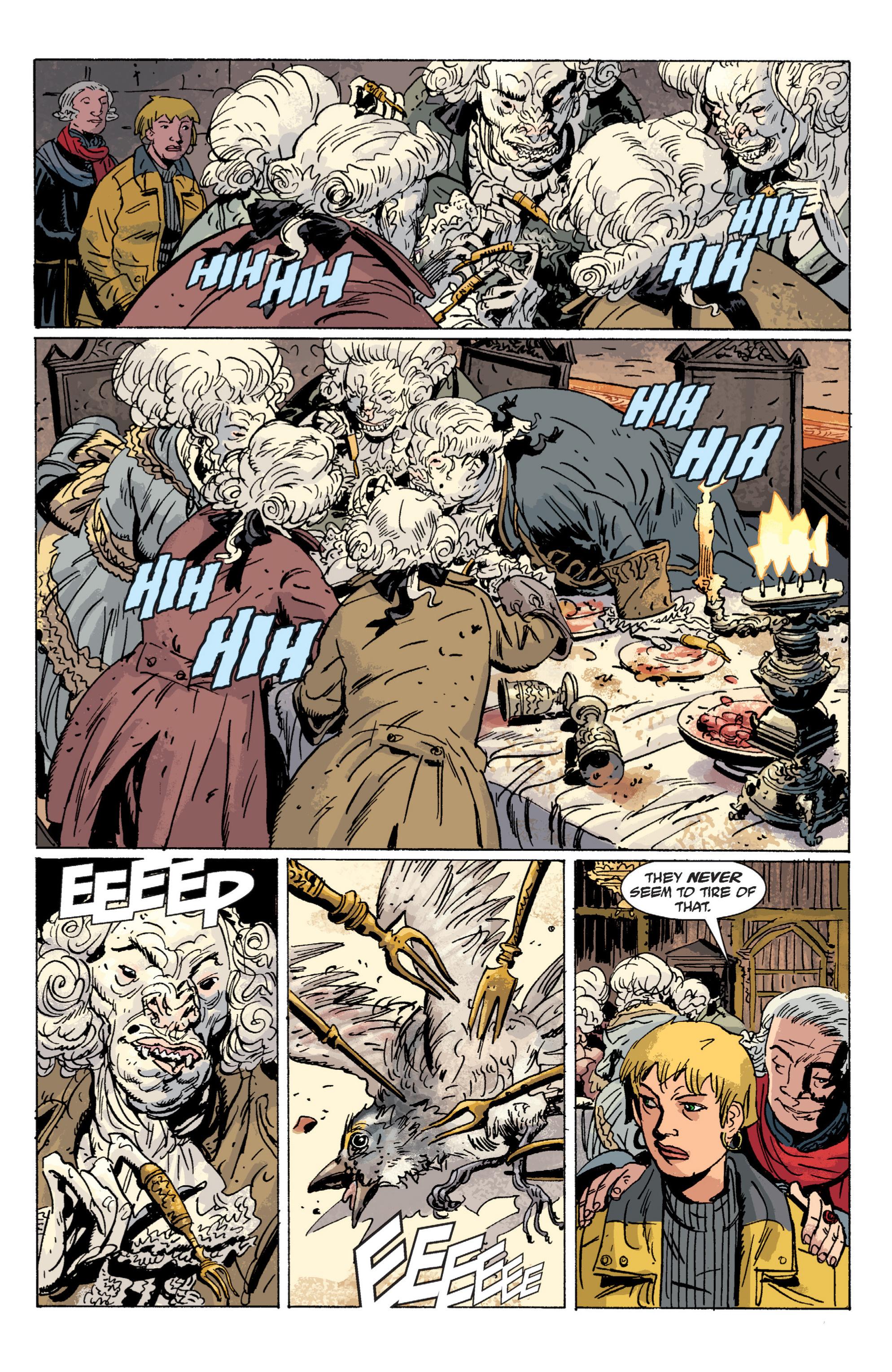 Read online B.P.R.D. (2003) comic -  Issue # TPB 6 - 46