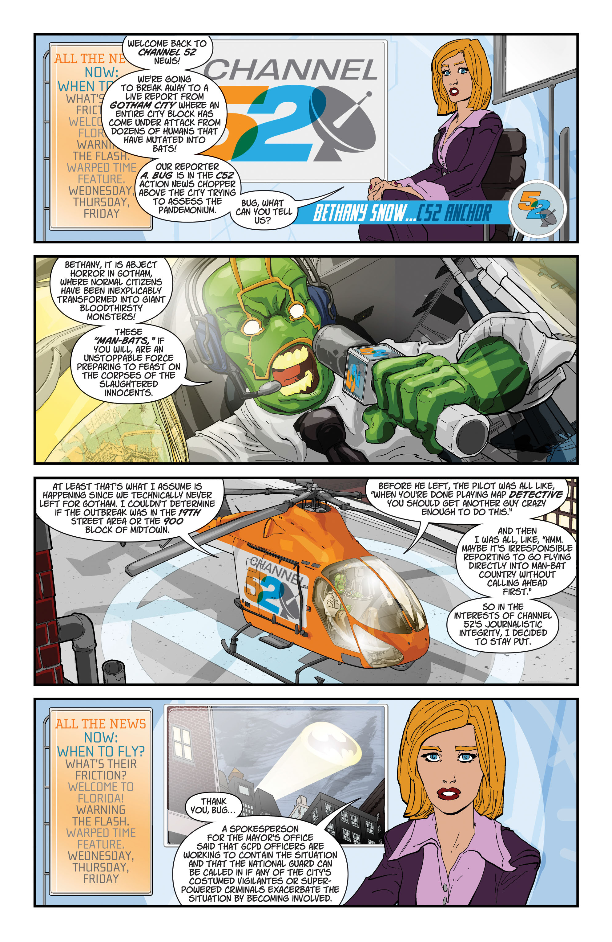 Read online Action Comics (2011) comic -  Issue #19 - 30