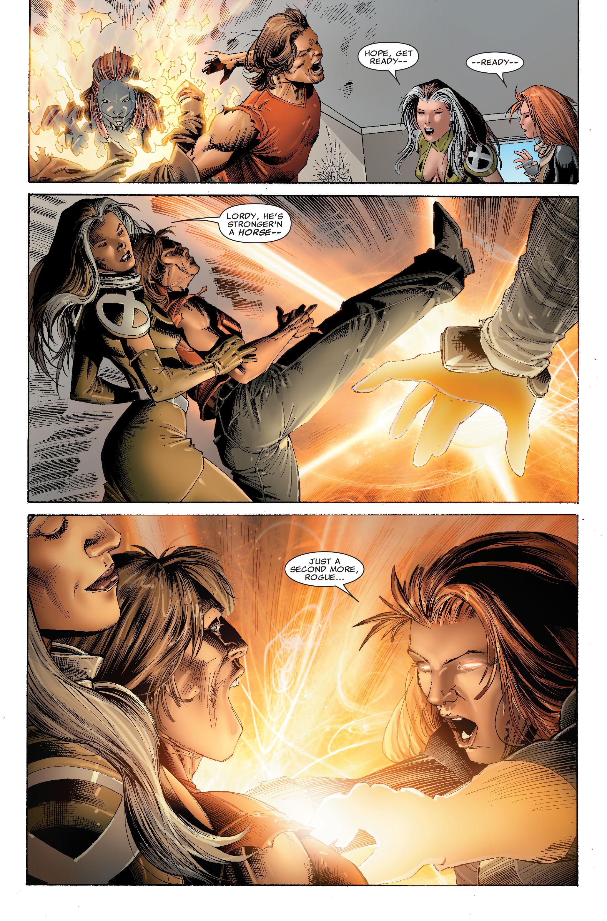 Read online Uncanny X-Men (1963) comic -  Issue #529 - 17