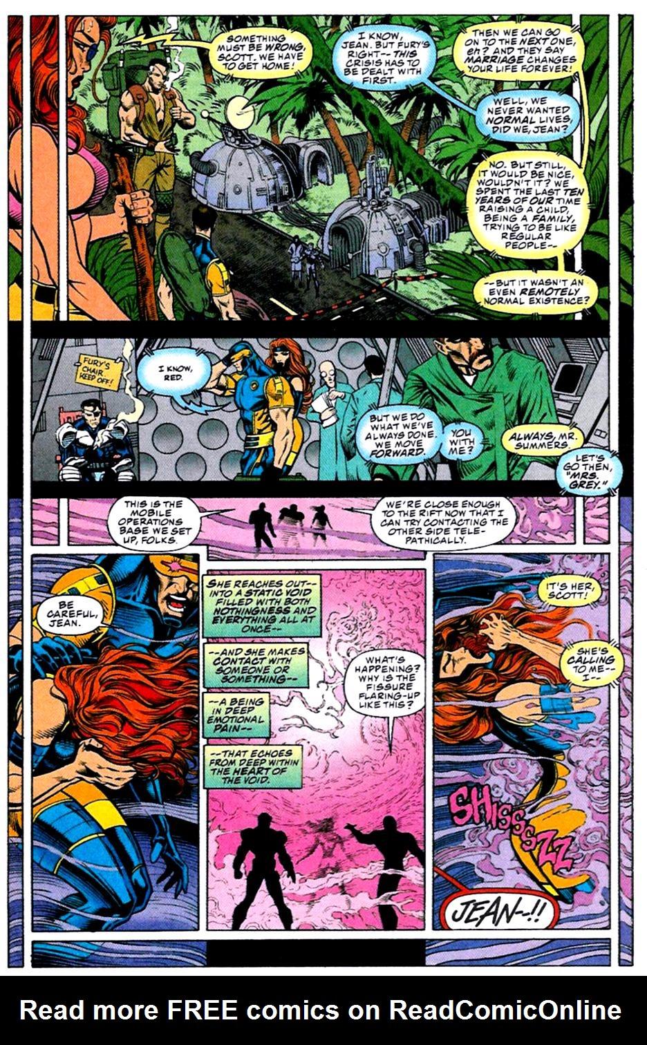 X-Men (1991) 35 Page 6
