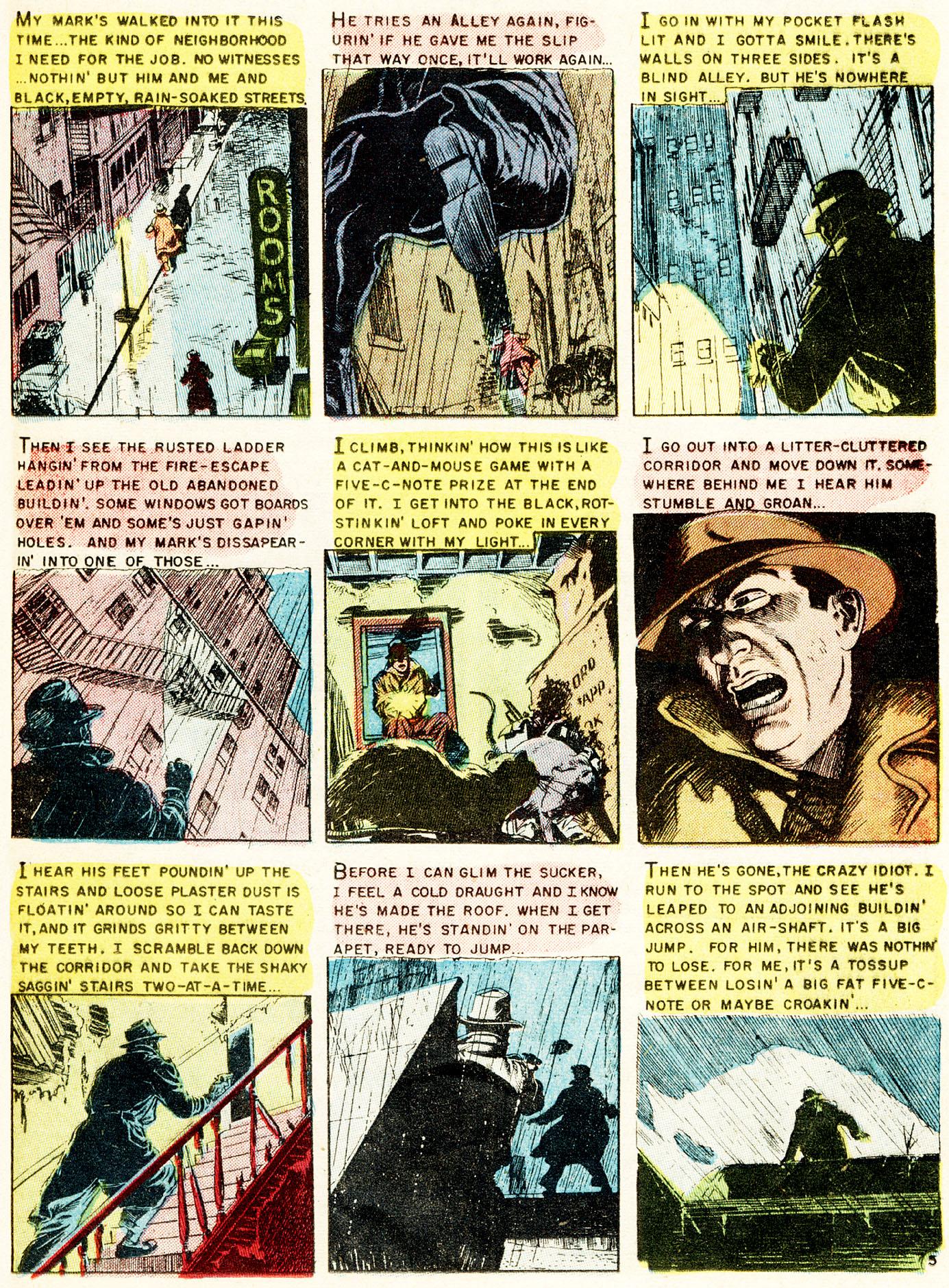 Read online Shock SuspenStories comic -  Issue #17 - 25