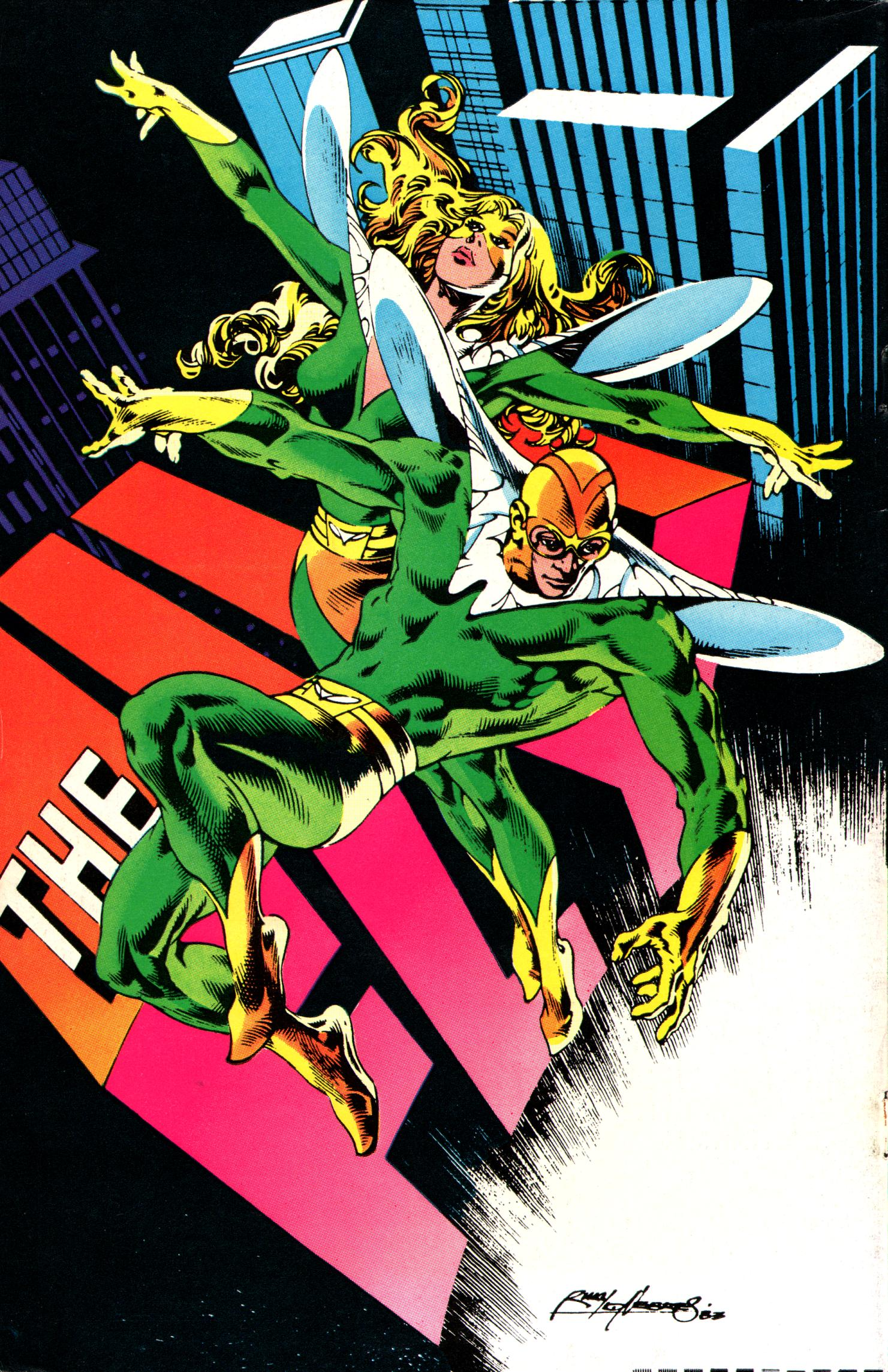 Read online The Fly (1983) comic -  Issue #3 - 35