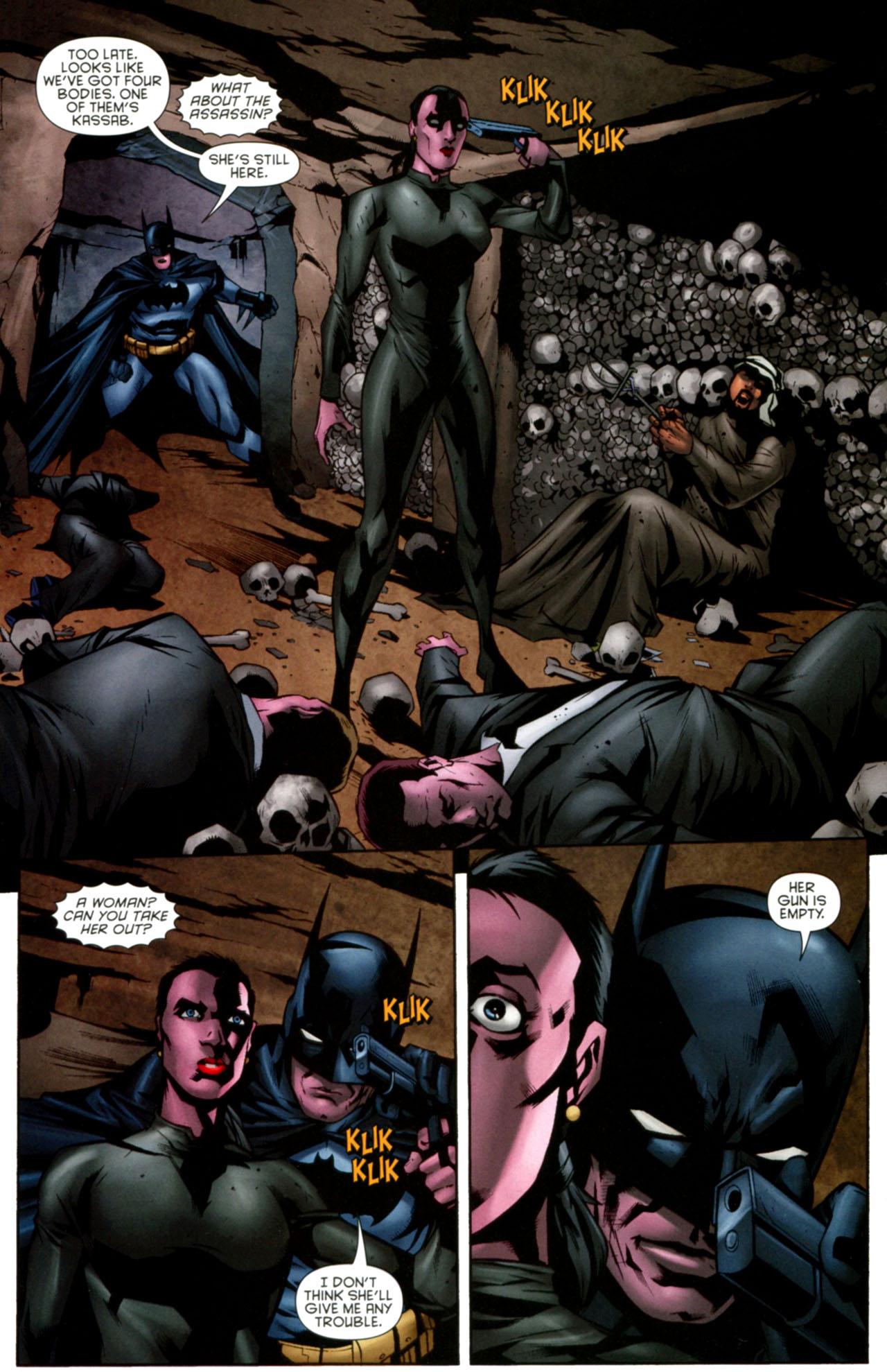Read online Detective Comics (1937) comic -  Issue # _Annual 12 - 17