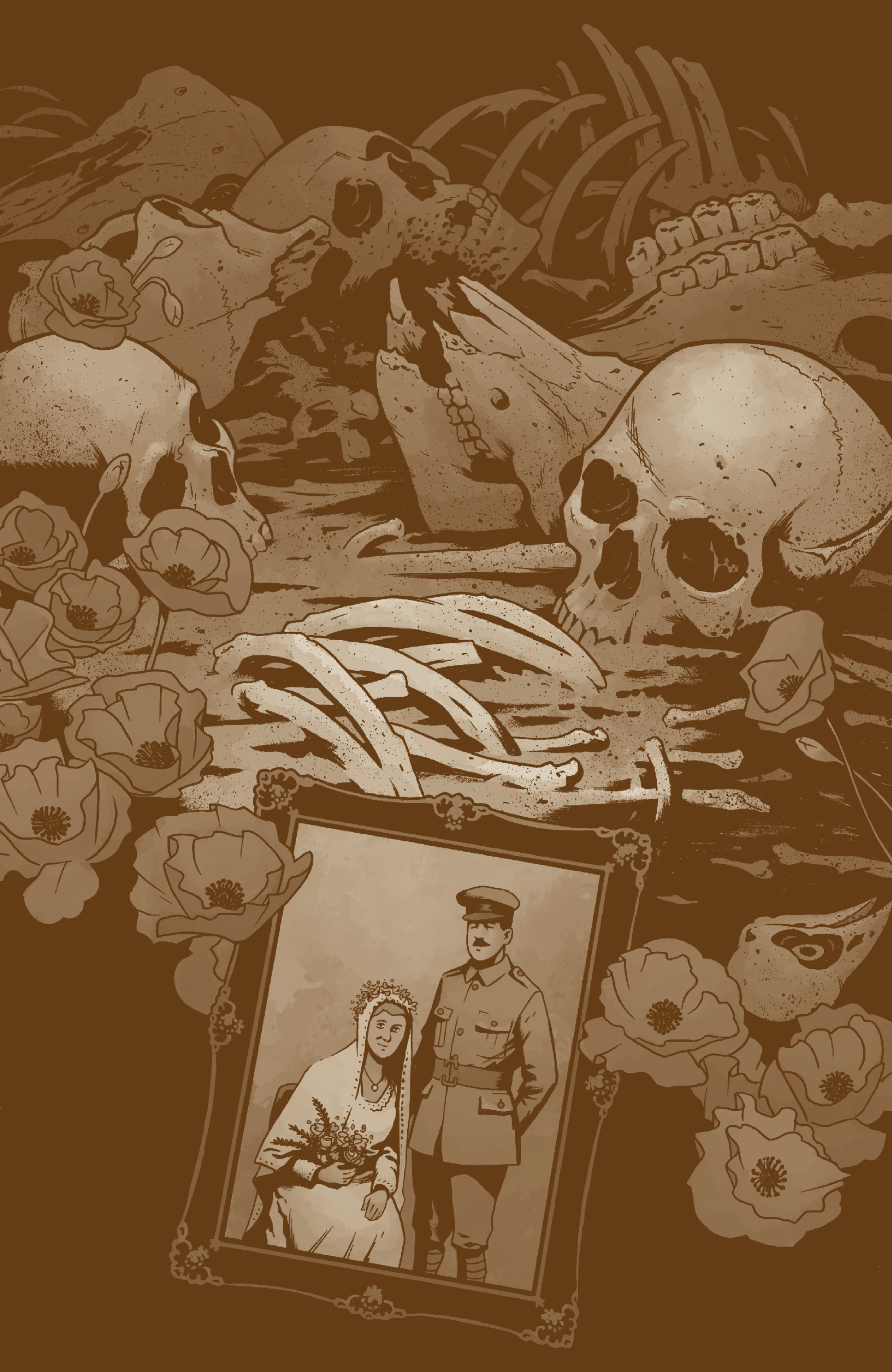 Read online Baltimore Volume 3: A Passing Stranger and Other Stories comic -  Issue # Full - 10