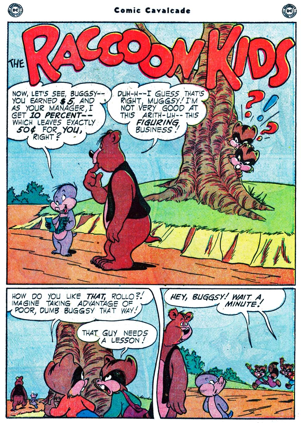 Comic Cavalcade issue 39 - Page 13