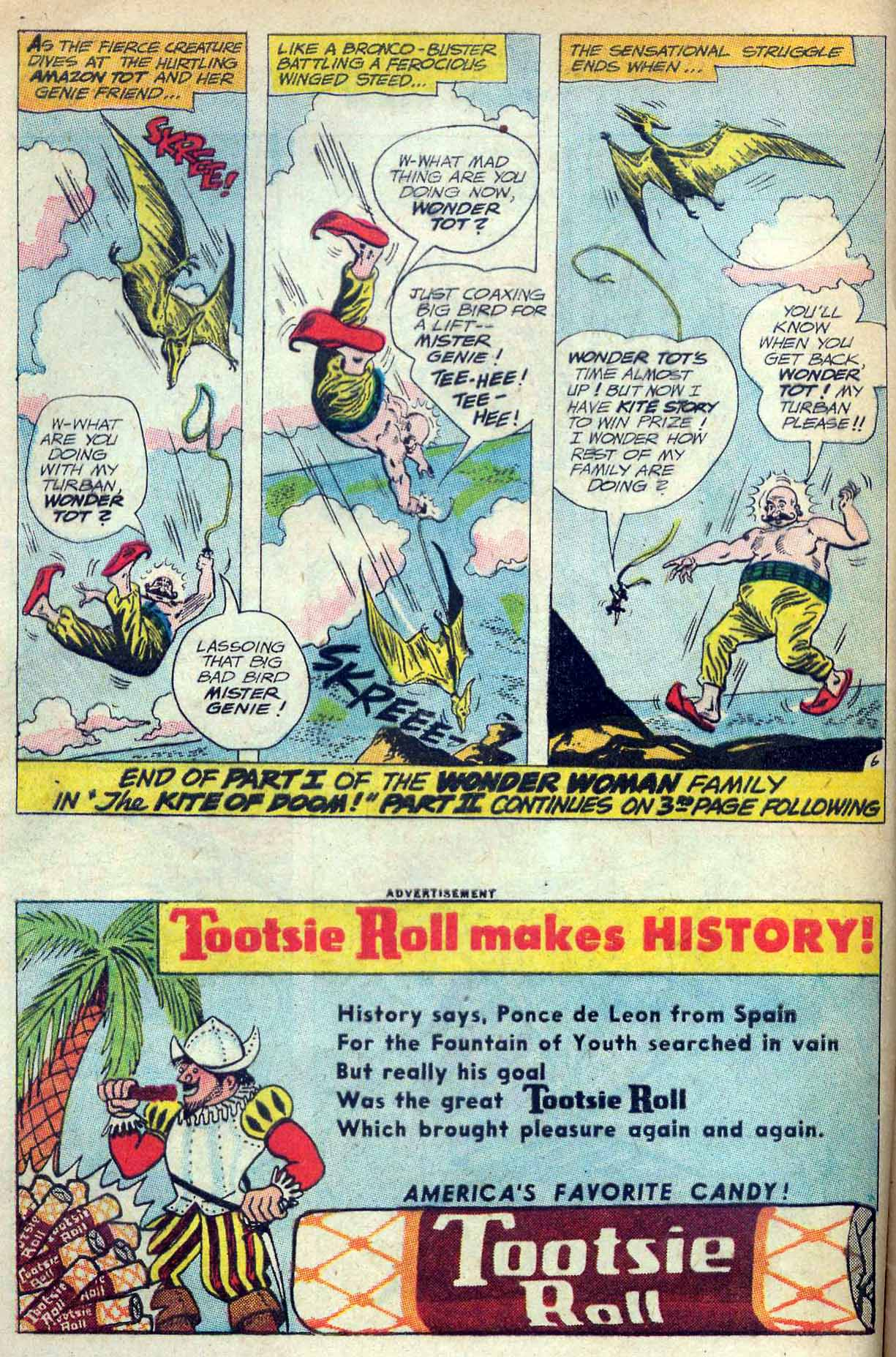 Read online Wonder Woman (1942) comic -  Issue #138 - 8