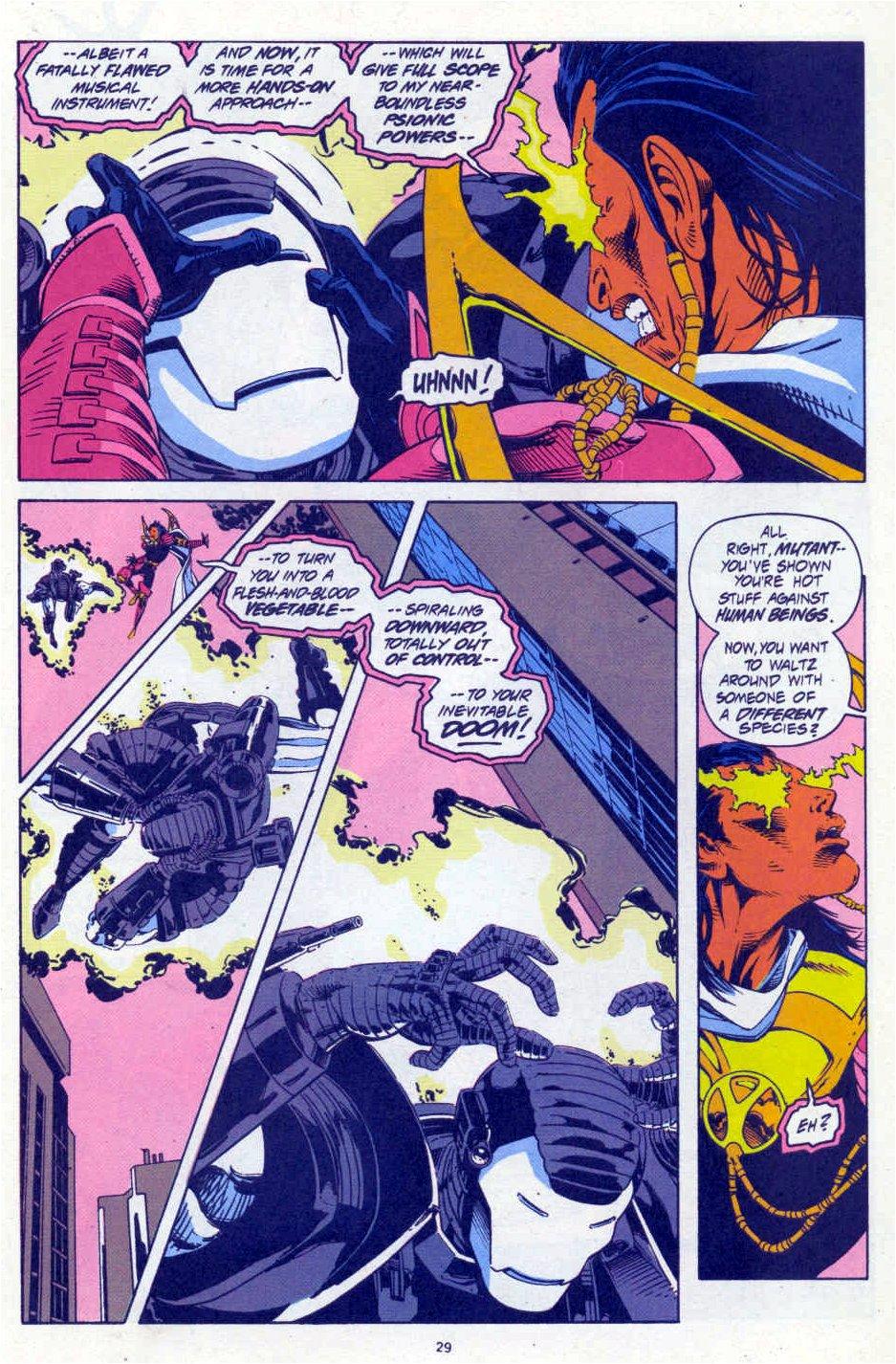 Avengers West Coast (1989) 101 Page 21