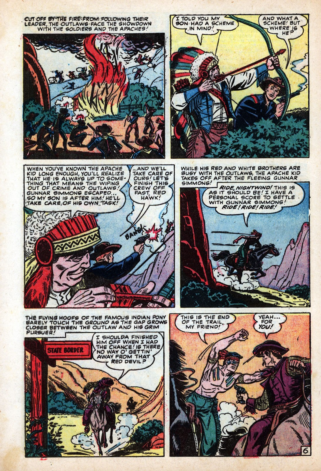 Apache Kid issue 9 - Page 8