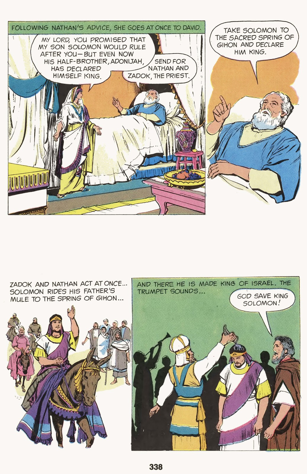 The Picture Bible issue TPB (Part 4) - Page 41