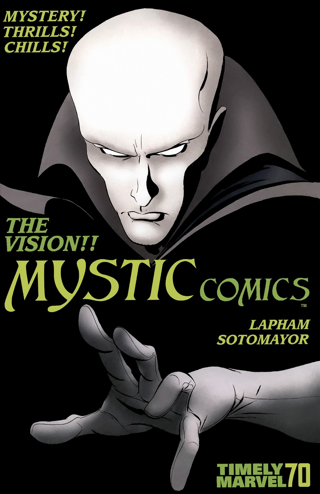 Read online Mystic Comics 70th Anniversary Special comic -  Issue # Full - 2