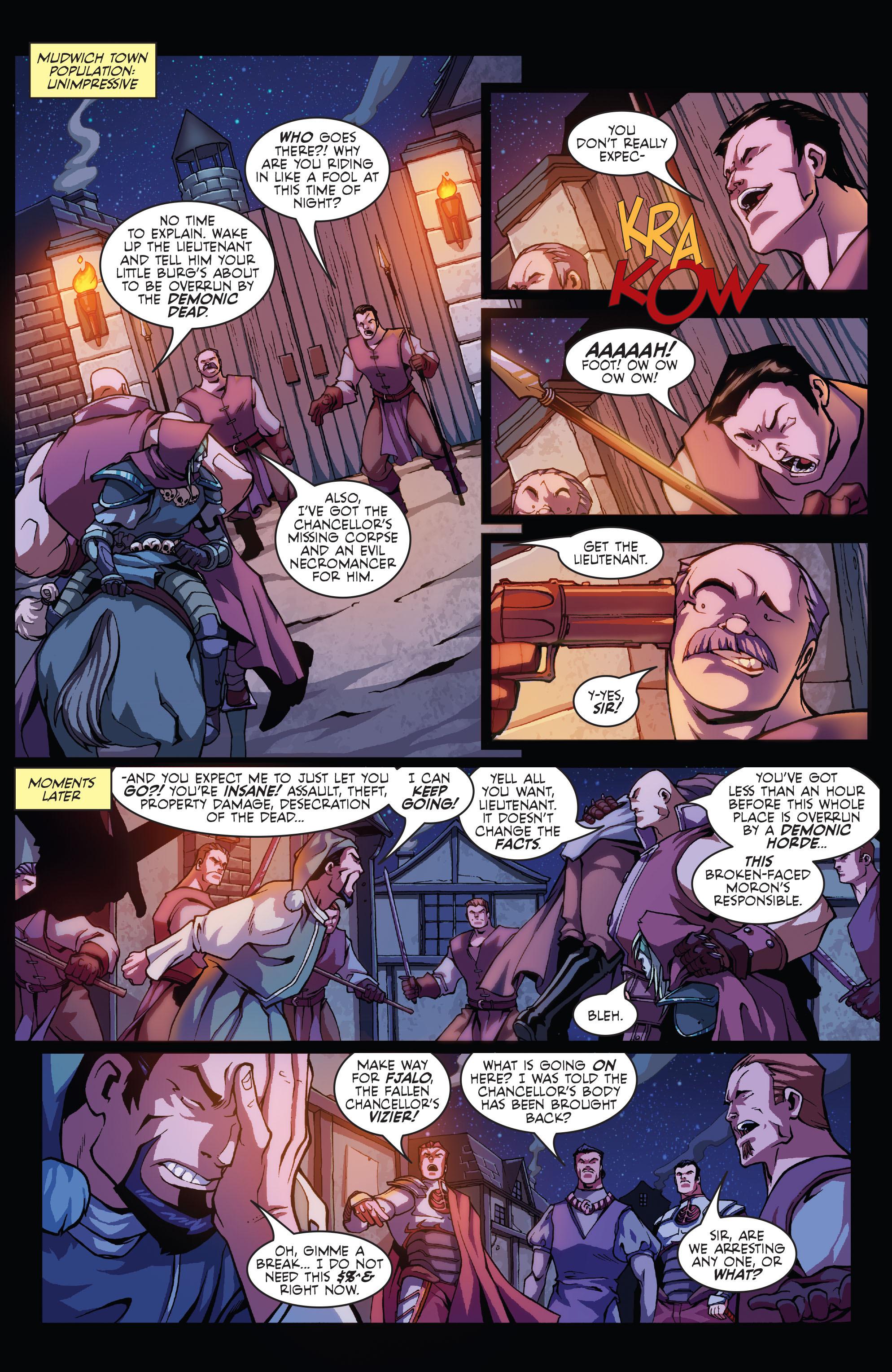 Read online Skullkickers comic -  Issue #5 - 7