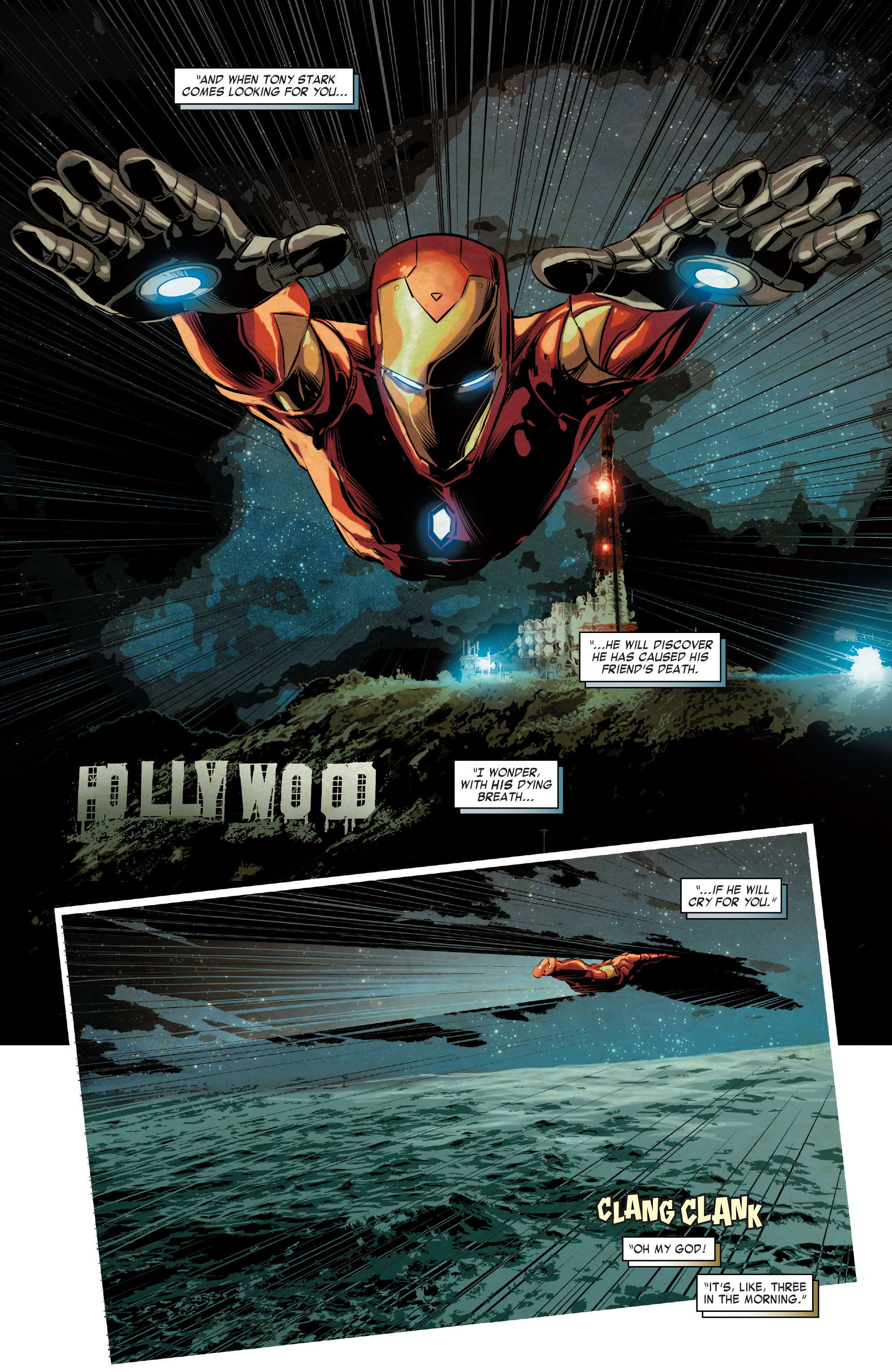 Read online True Believers: Invincible Iron Man-The War Machines comic -  Issue # Full - 42