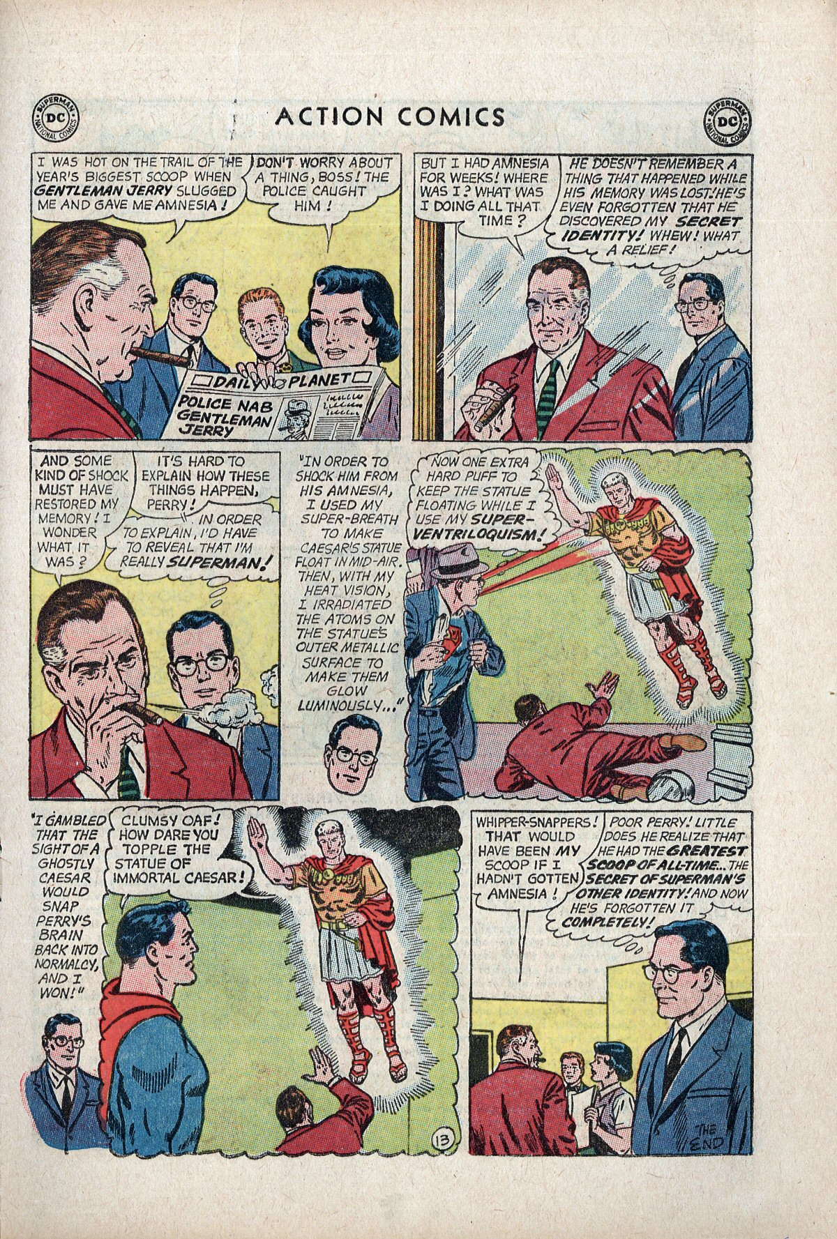 Read online Action Comics (1938) comic -  Issue #297 - 15