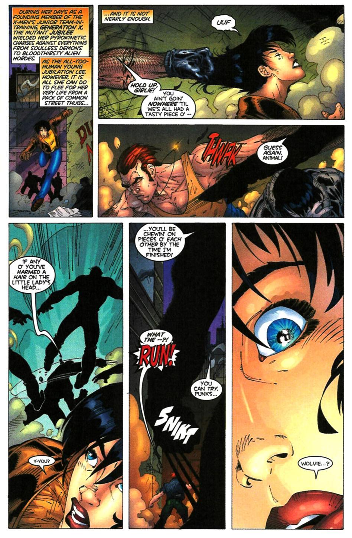 X-Men (1991) 99 Page 16