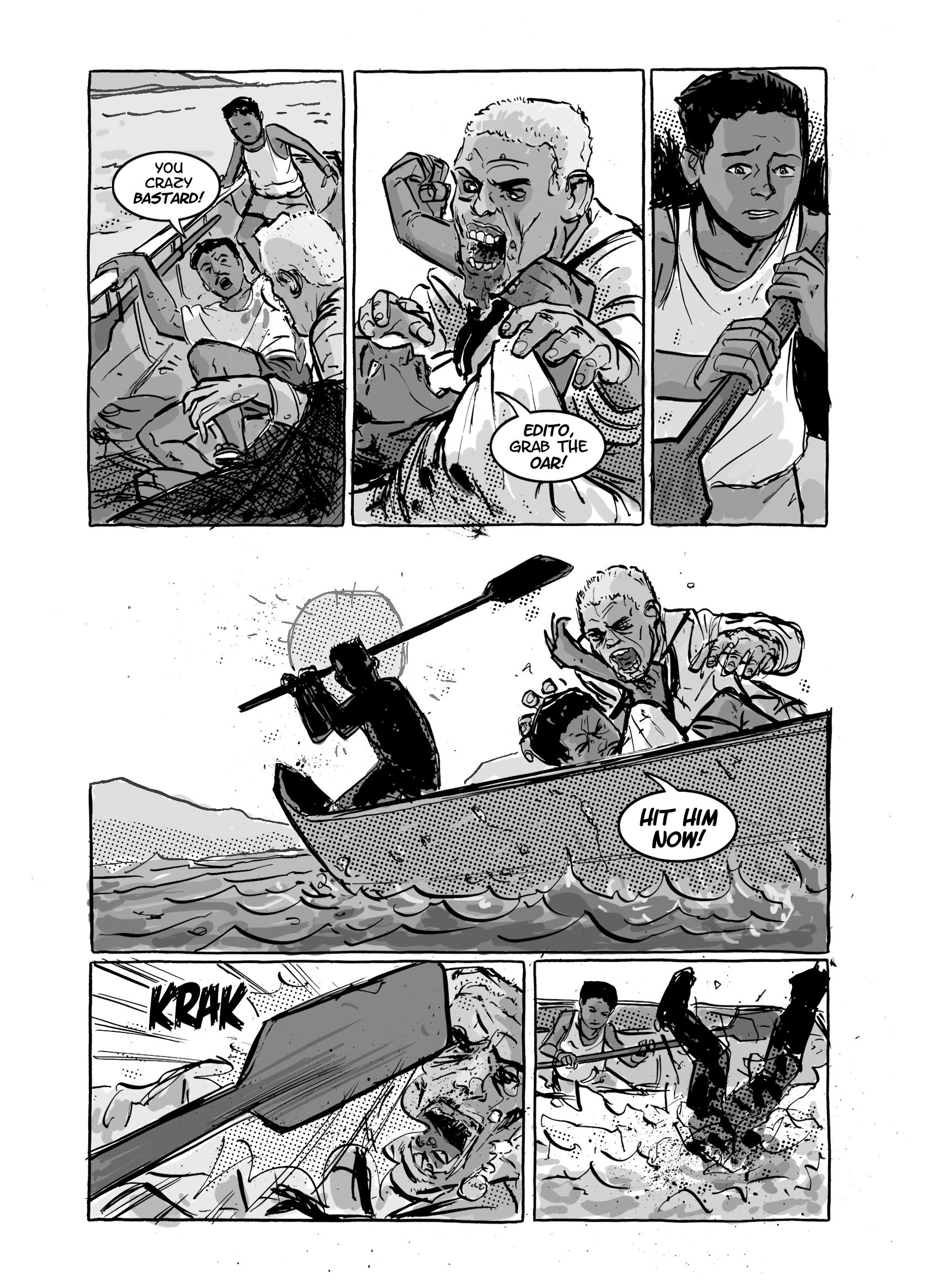 Read online FUBAR comic -  Issue #2 - 121