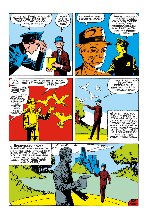 Read online Amazing Adventures (1961) comic -  Issue #6 - 20