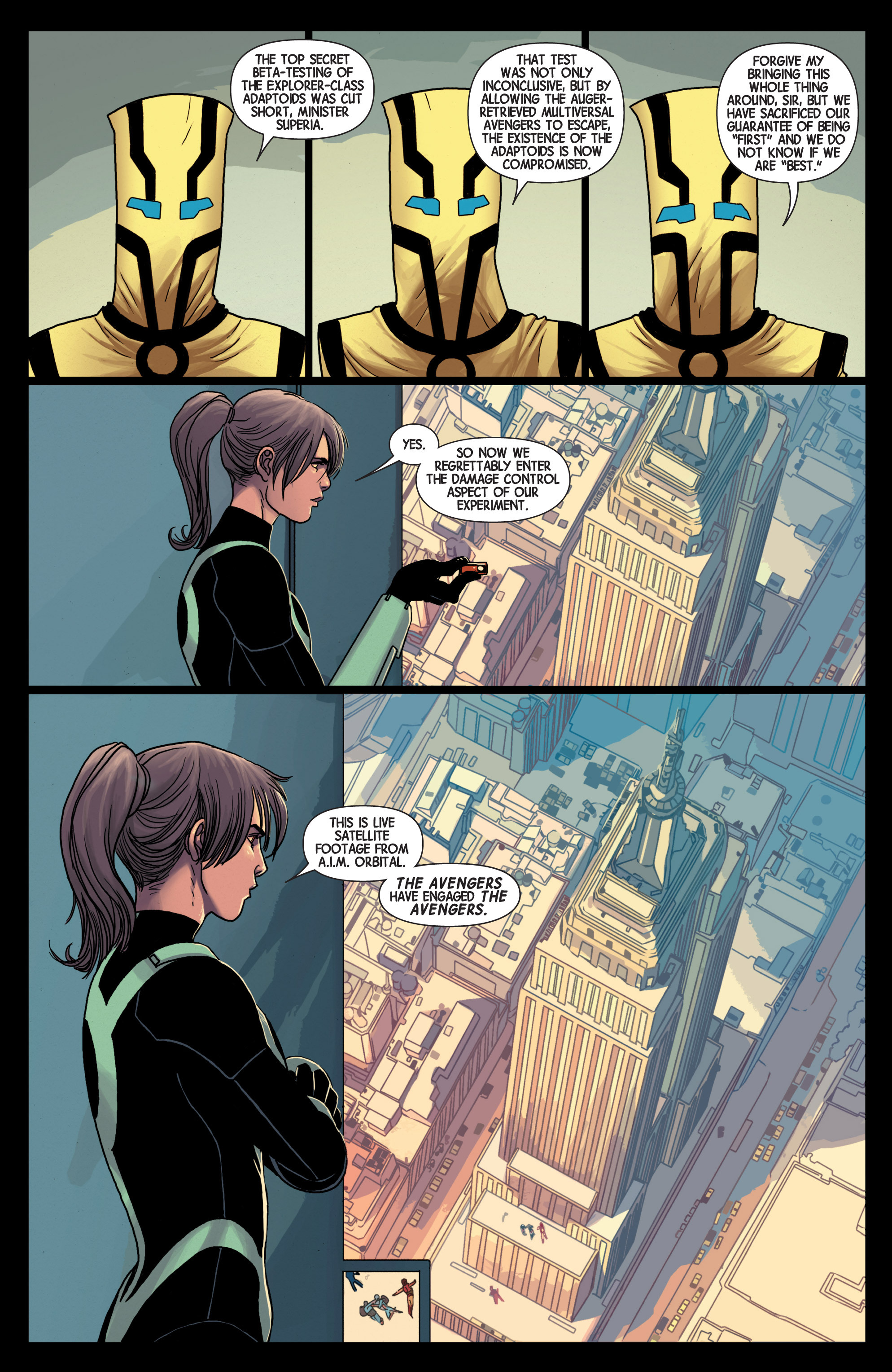 Read online Avengers (2013) comic -  Issue #27 - 13