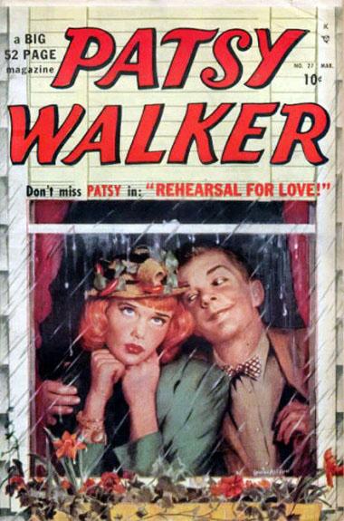 Patsy Walker 27 Page 1