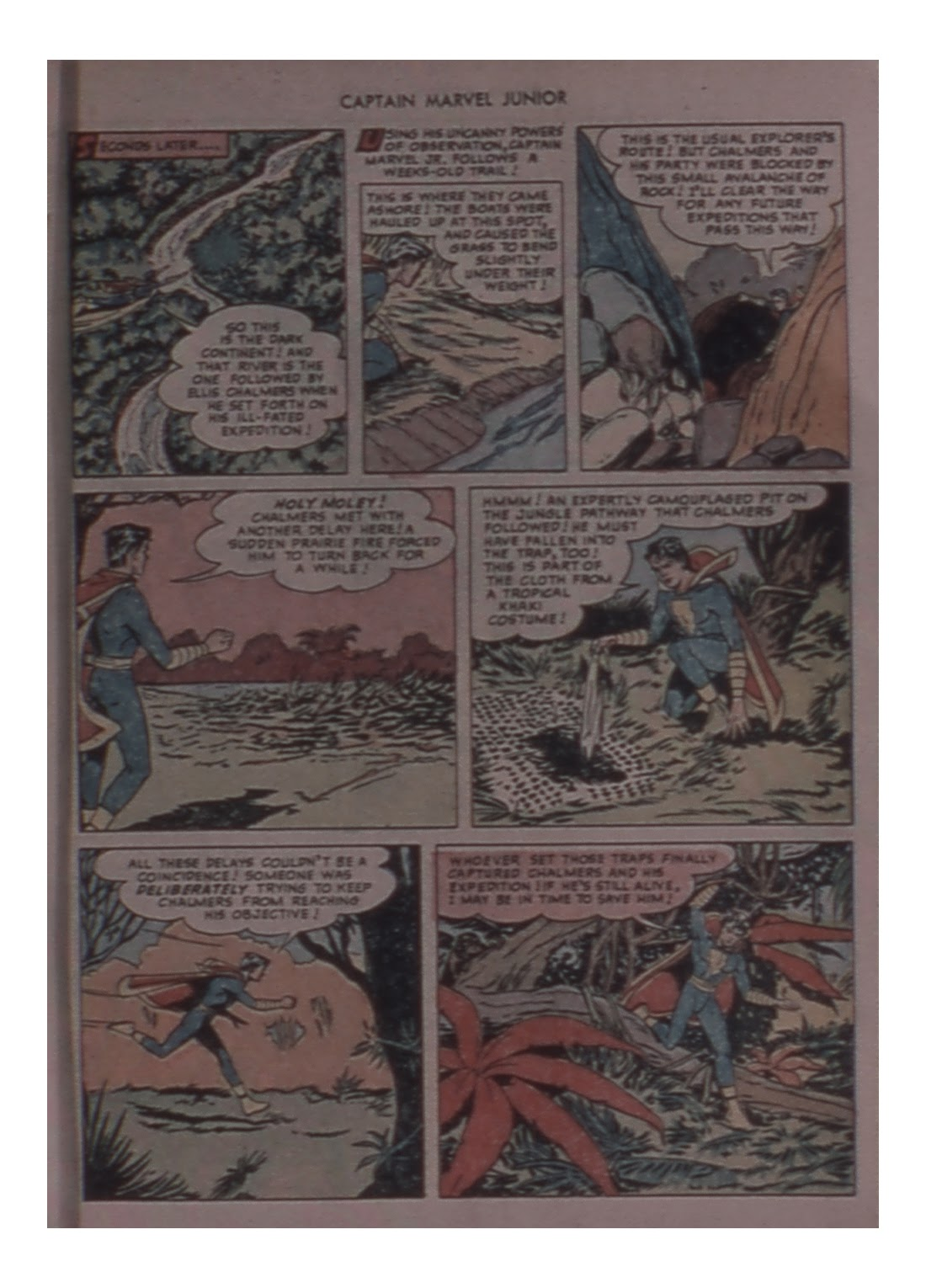 Captain Marvel, Jr. issue 81 - Page 29