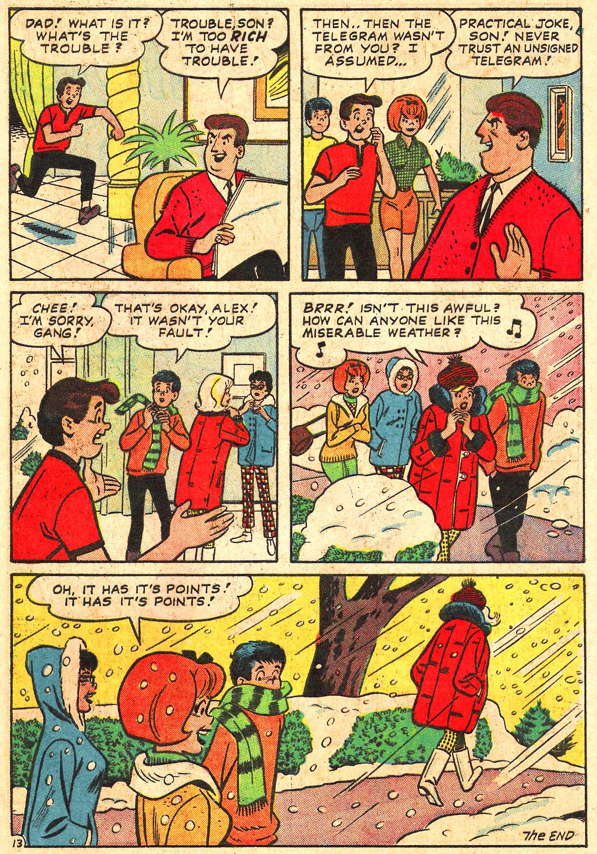 Read online She's Josie comic -  Issue #18 - 17