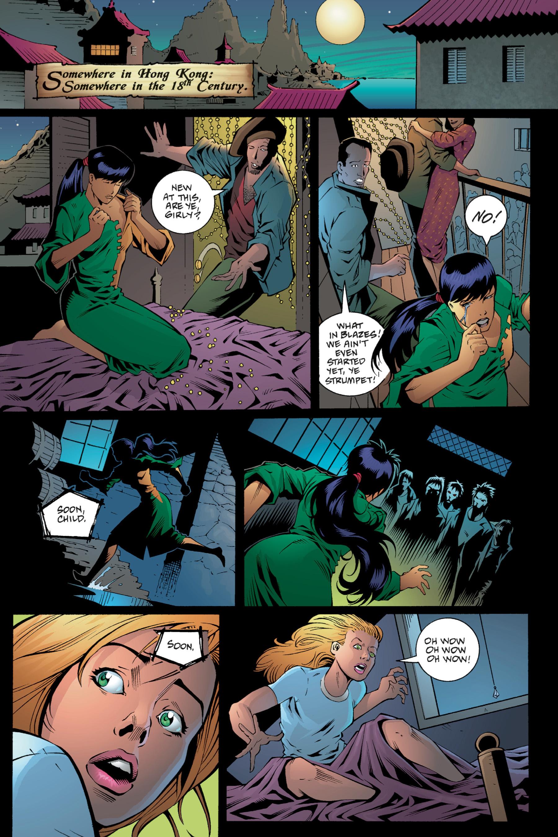Read online Buffy the Vampire Slayer: Omnibus comic -  Issue # TPB 1 - 44