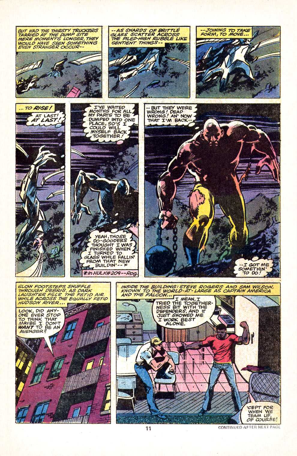 The Avengers (1963) 183 Page 7