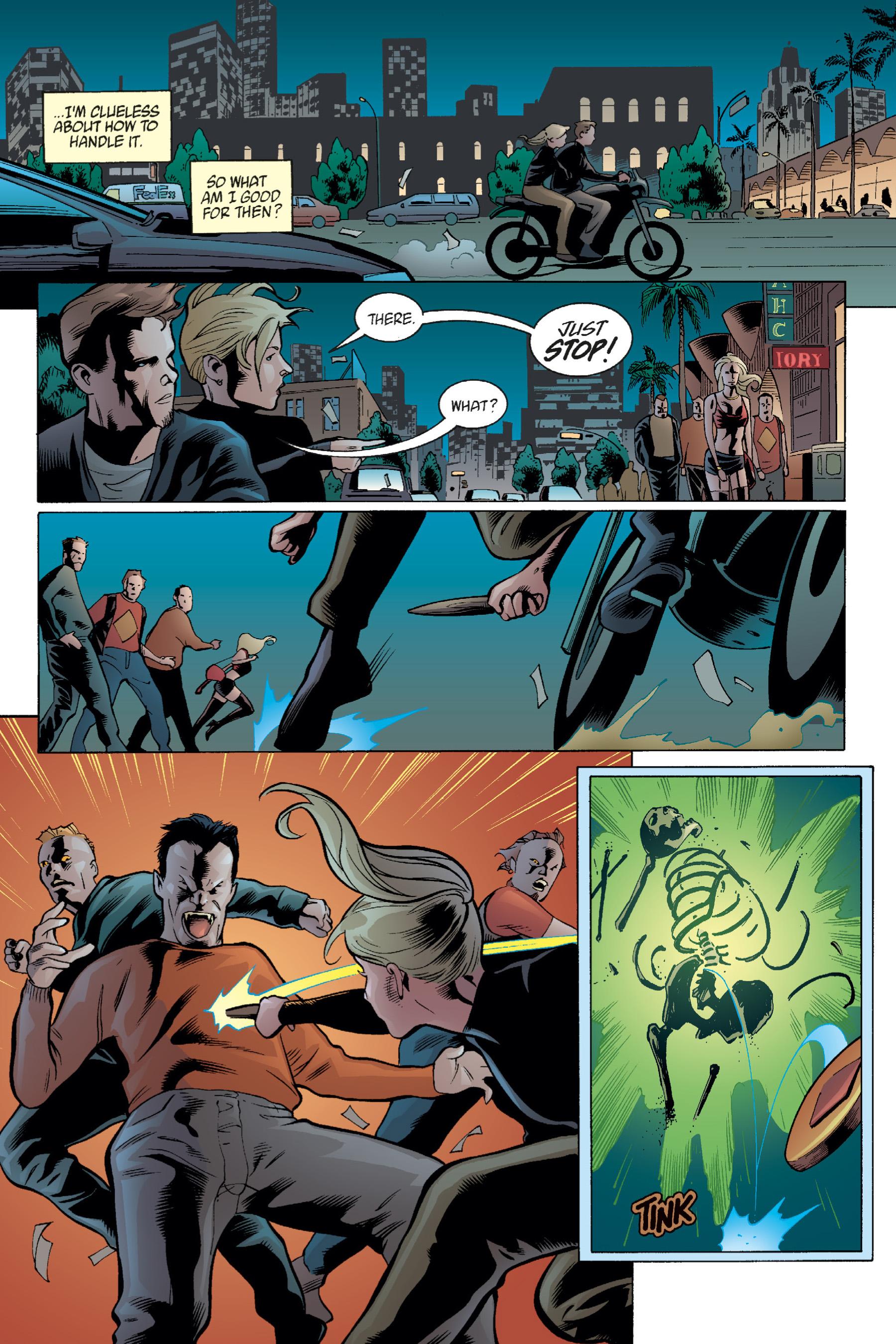 Read online Buffy the Vampire Slayer: Omnibus comic -  Issue # TPB 1 - 117