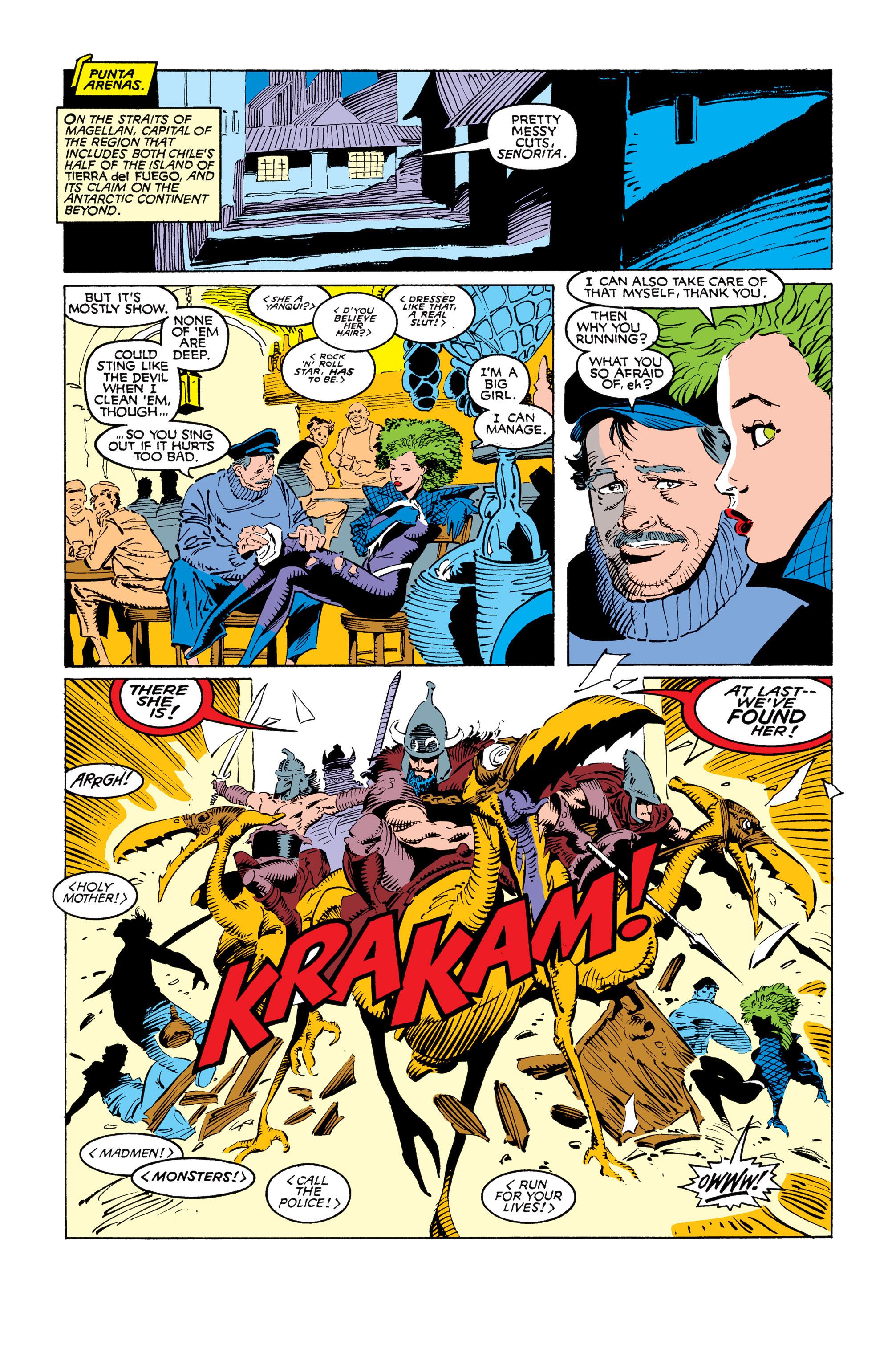 Read online Uncanny X-Men (1963) comic -  Issue #249 - 14